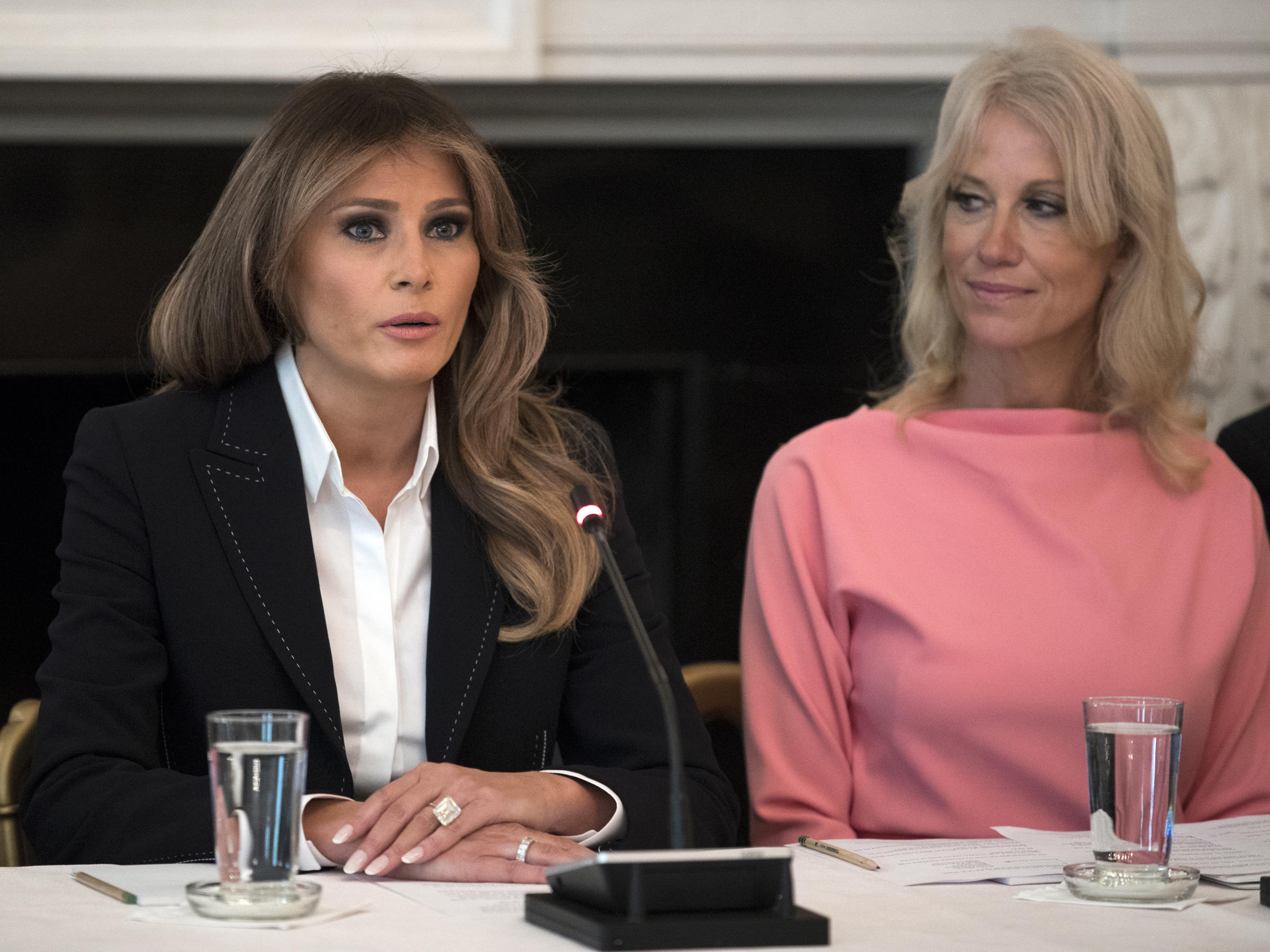 FLOTUS: 'We Need to Change' Arc of Opioid Crisis