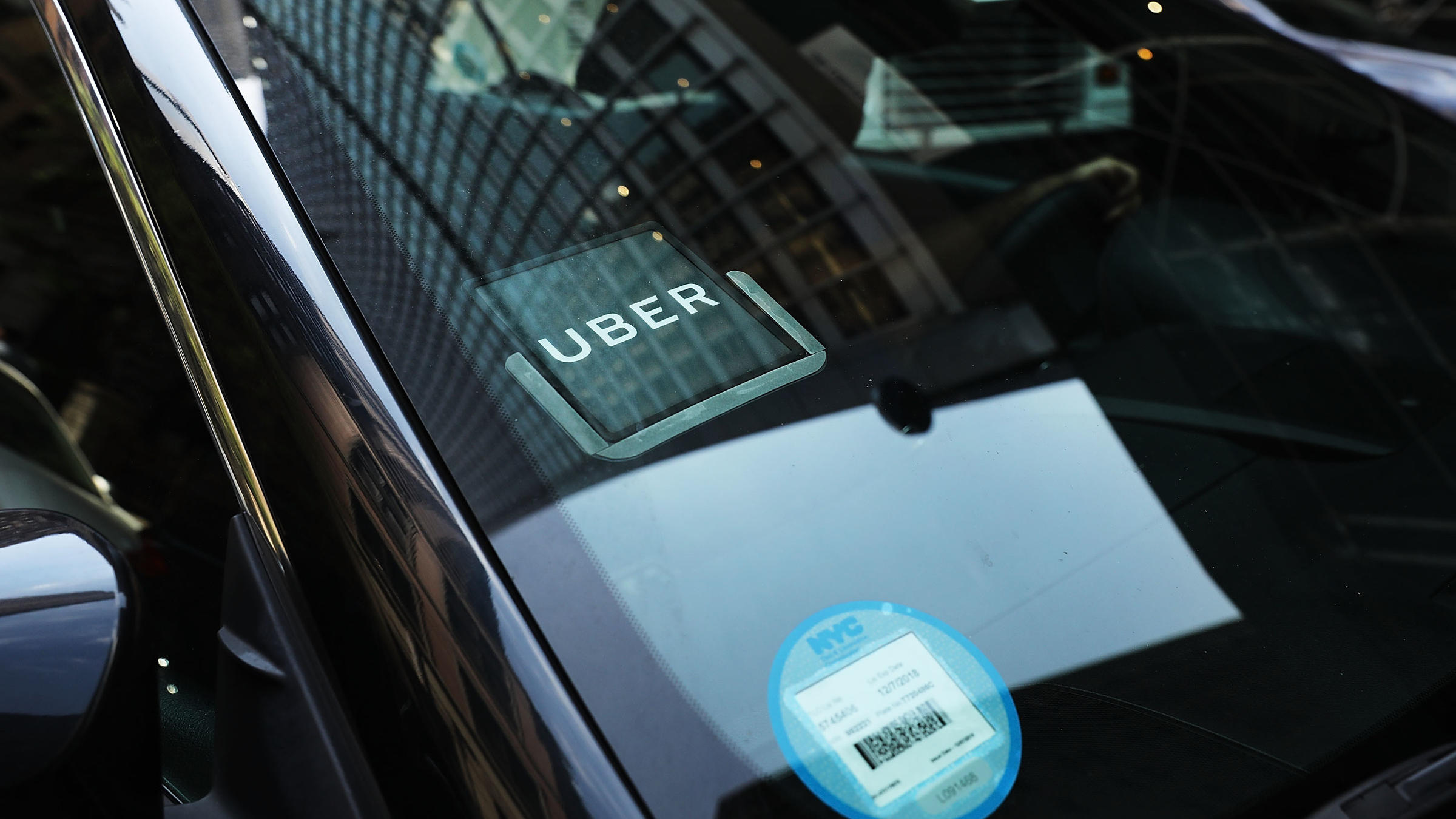 Average hourly wage for Uber, Lyft drivers -- $3.37