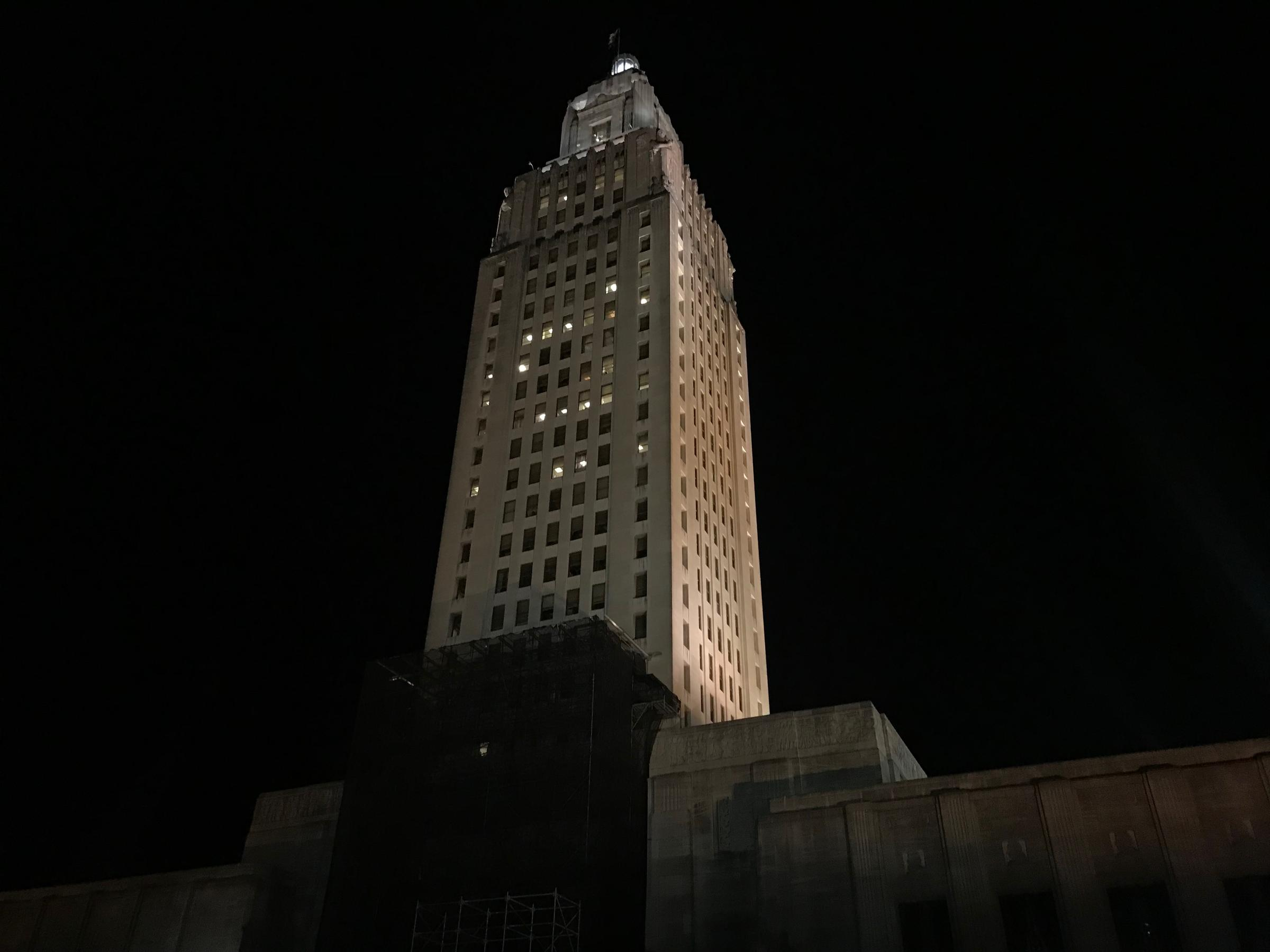 Louisiana special session ends early with no tax deal