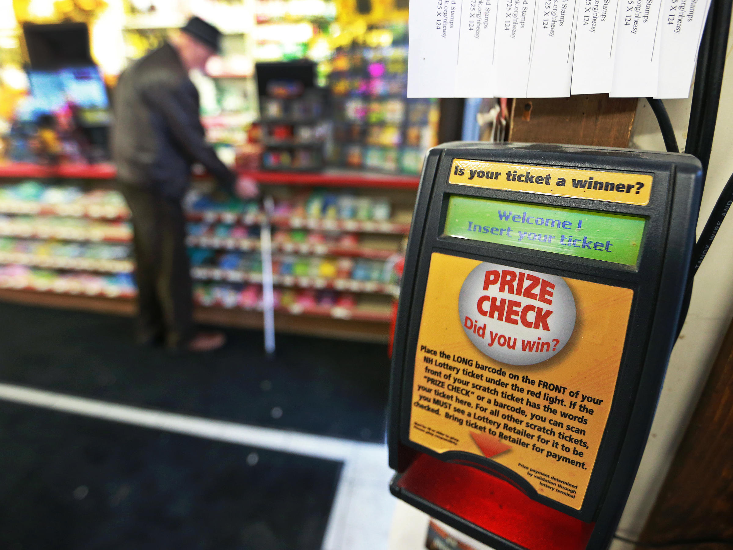 Still-Unidentified Lottery Winner Gets Her Dough … But Will She Stay Anonymous?