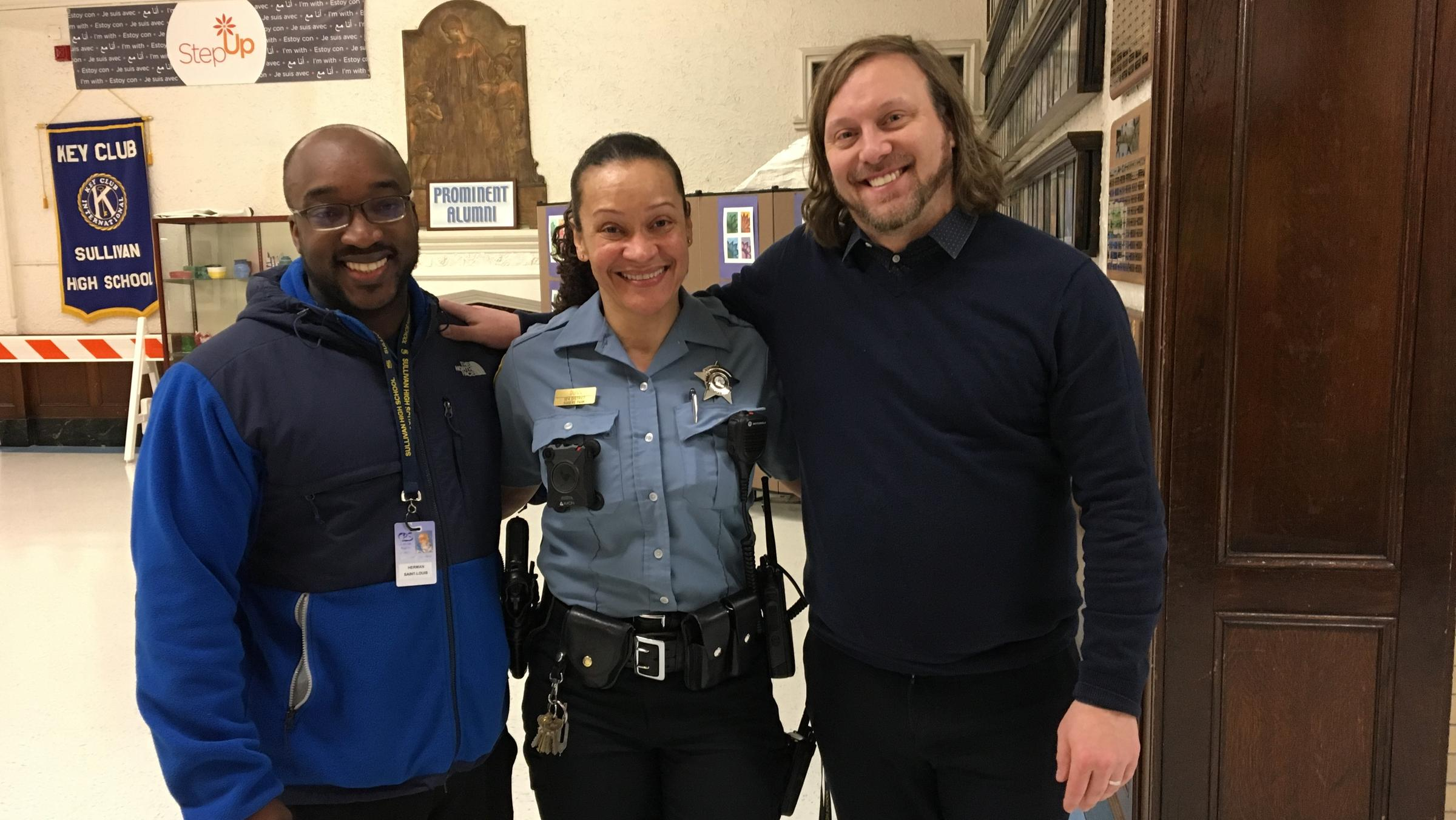 Helpful or Harmful: The Role of School Resource Officers