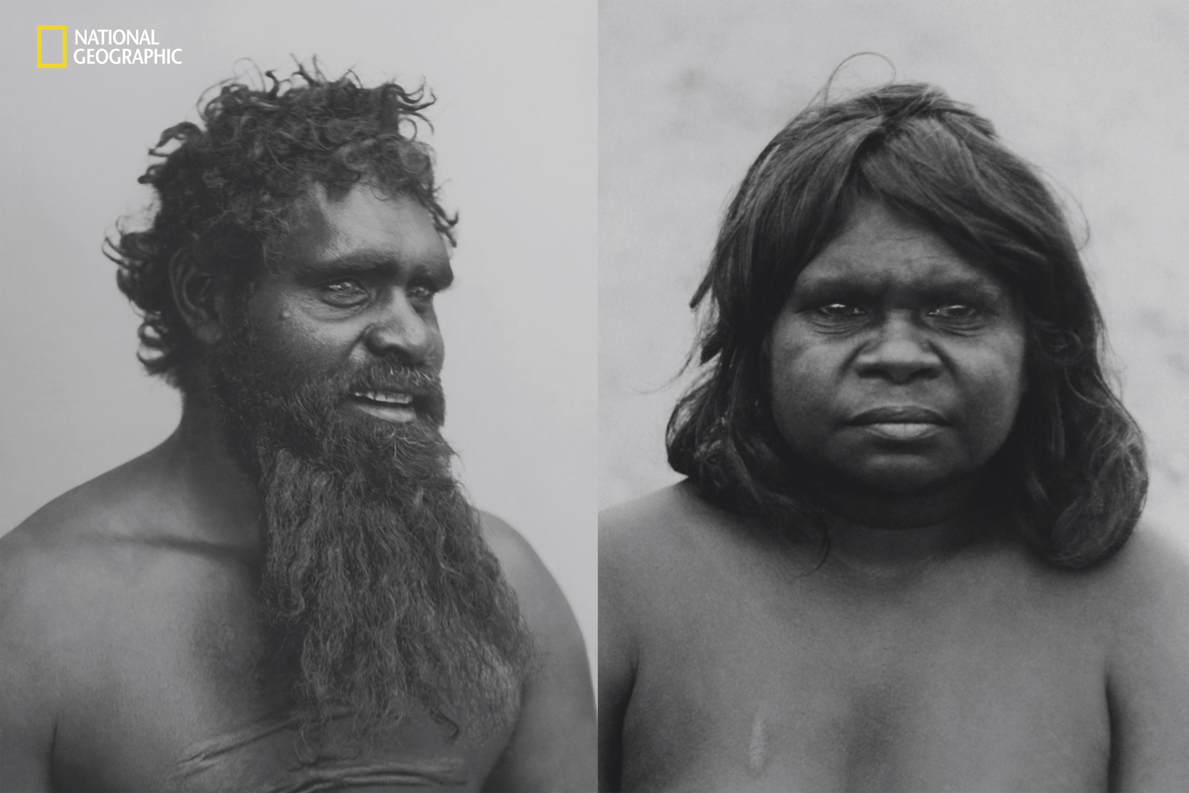 In a full-issue article on Australia that ran in National Geographic in 1916 aboriginal Australians were called
