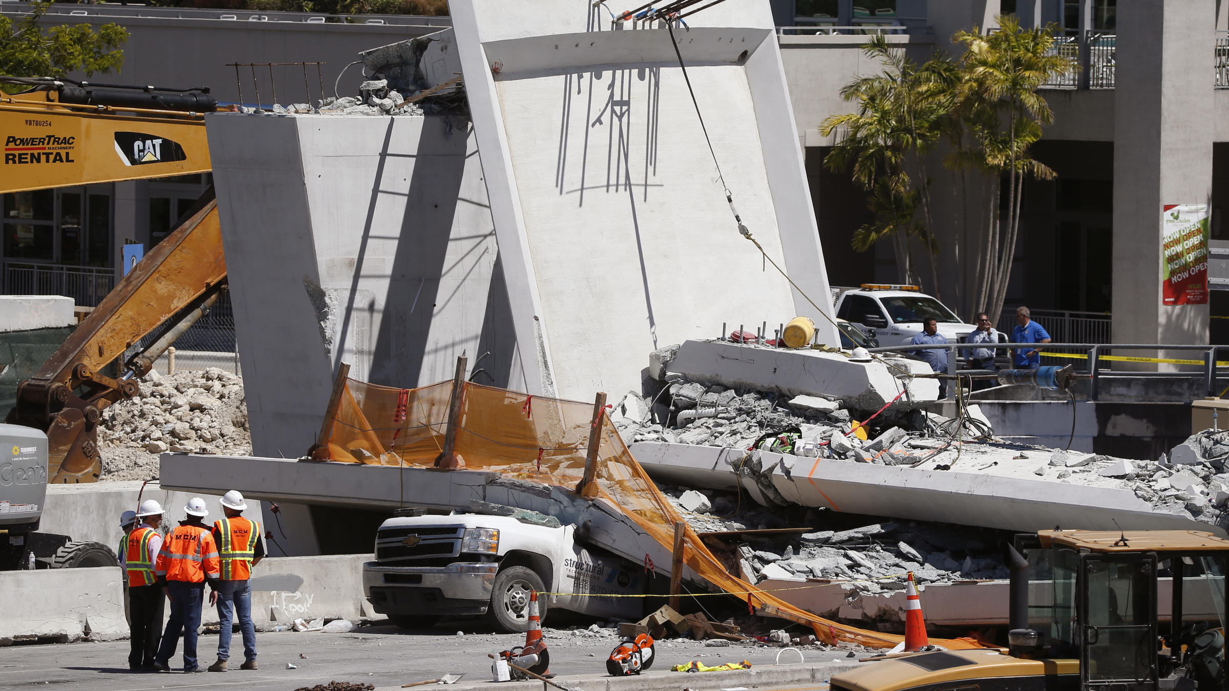 Engineering firm behind collapsed Miami bridge also designed ME  bridges