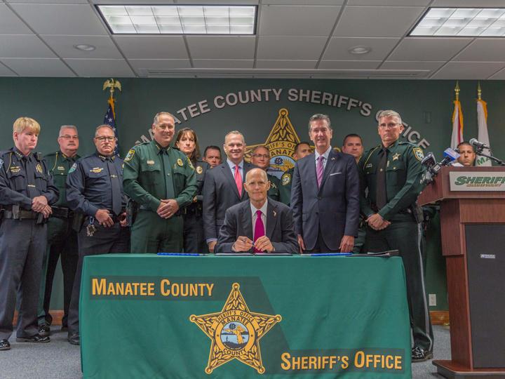 Governor Scott to sign opioids legislation on Monday