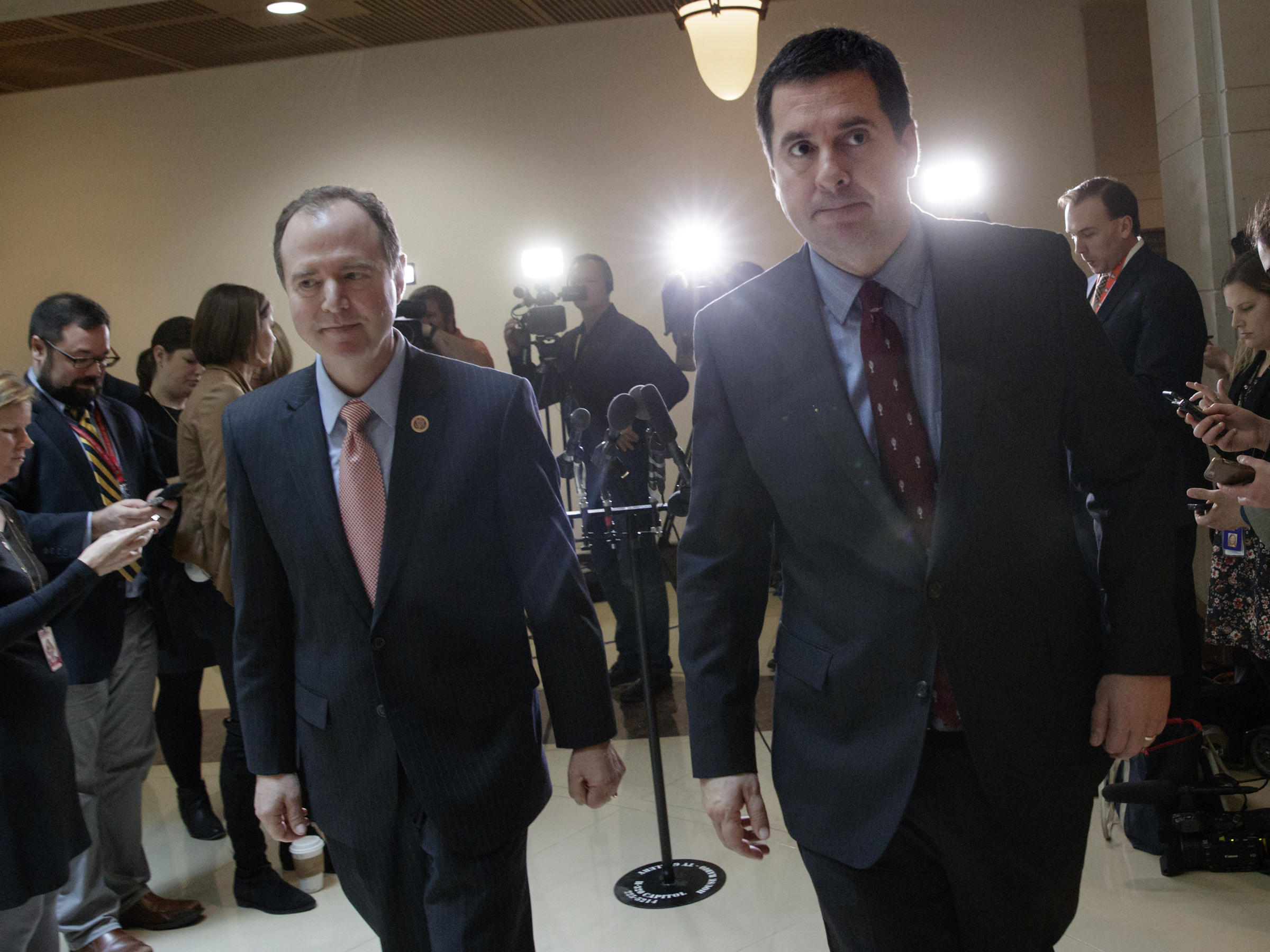 70-Plus Witnesses Provided No Evidence of Collusion — House Intelligence Committee
