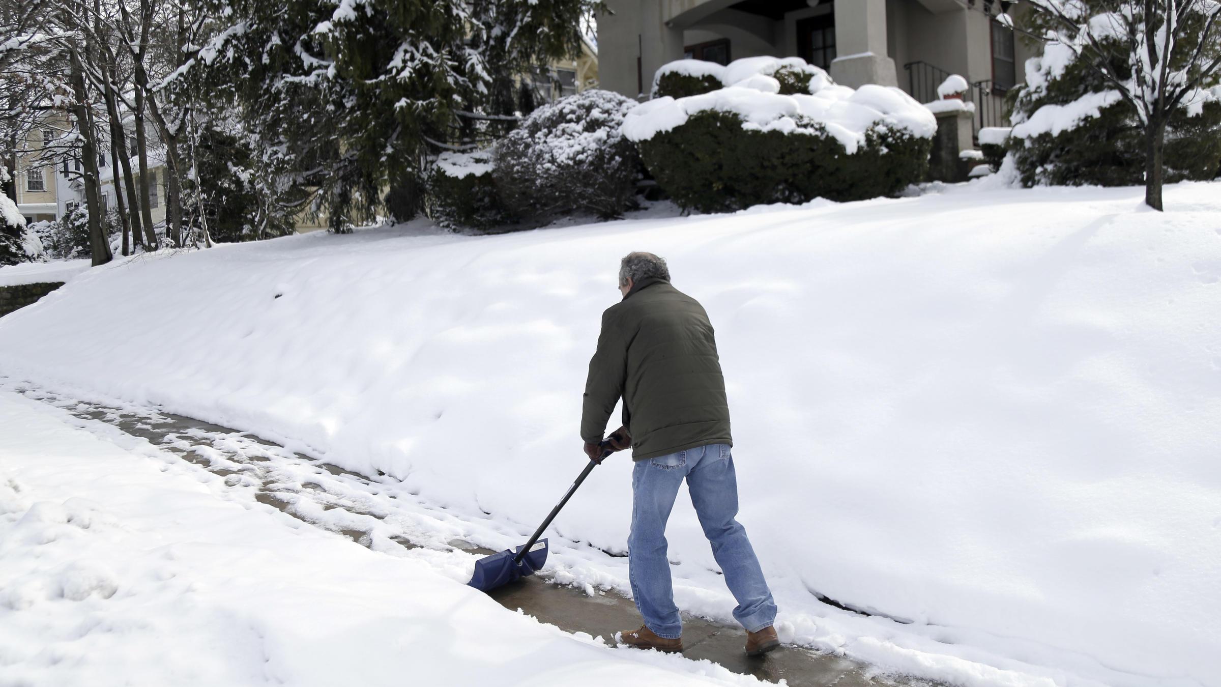 Winter Storm Preps take place throughout QCA
