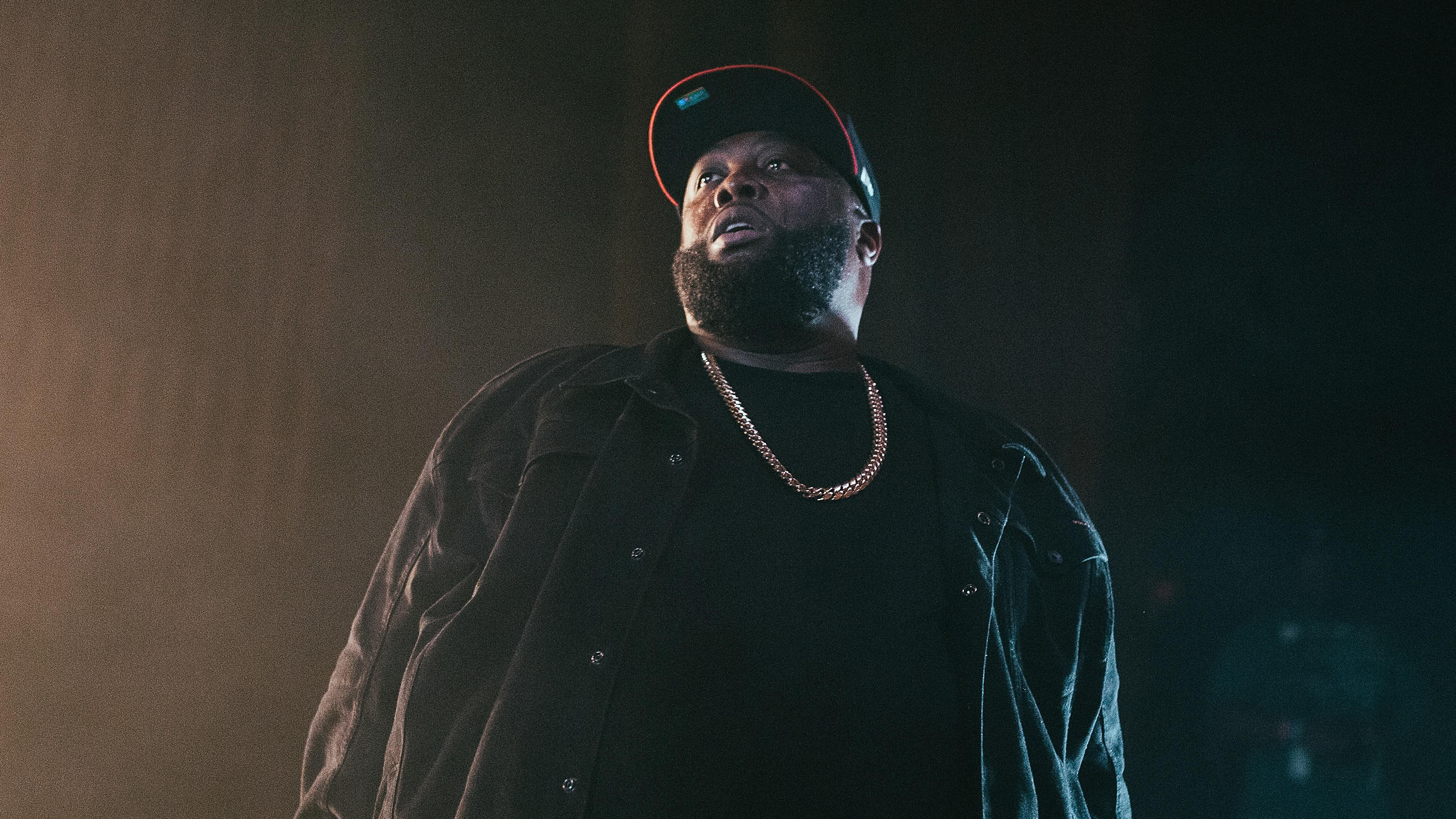 Killer Mike of Run The Jewels. After appearing in an interview with NRATV the rapper claims his appearance was misused by the gun advocacy organization
