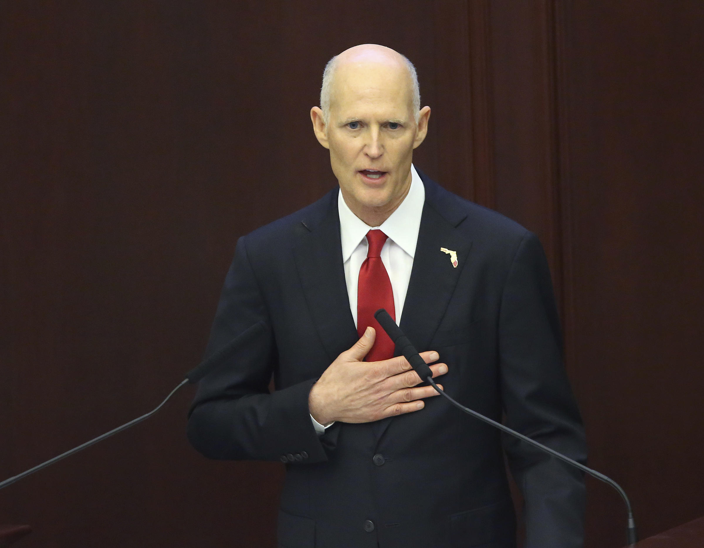 Gov. Scott to sign bills mandating generators at all Florida nursing homes