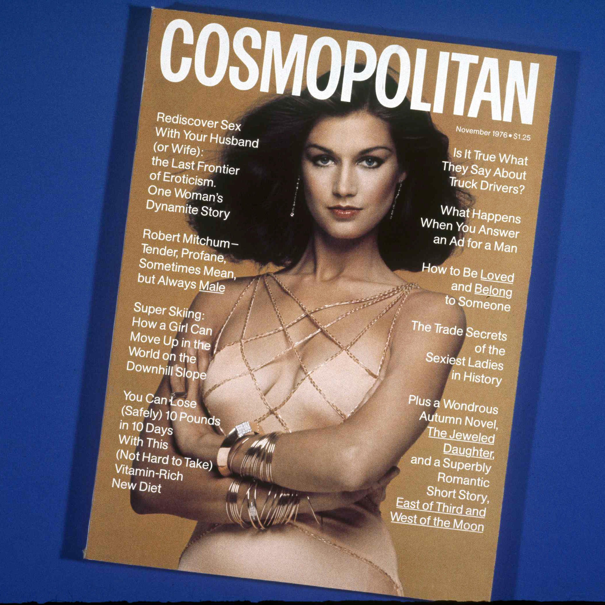 Walmart to pull Cosmopolitan from checkout-line shelves