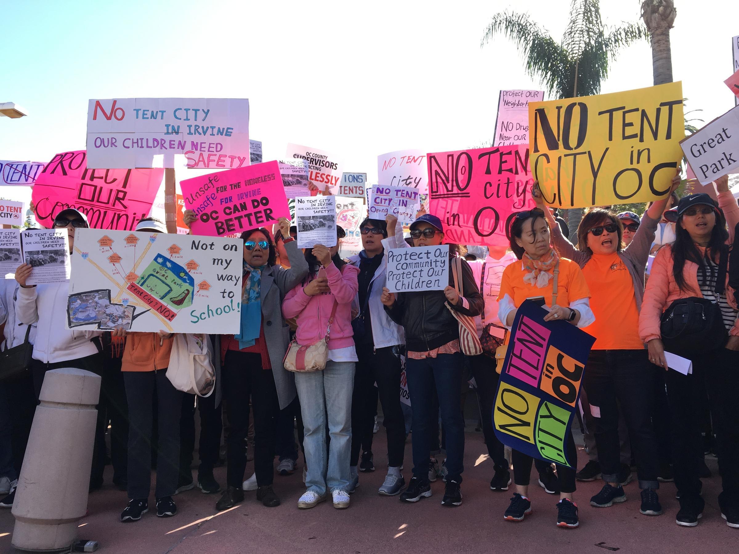 President Trump Backs Orange County Revolt Against California's 'Sanctuary State'
