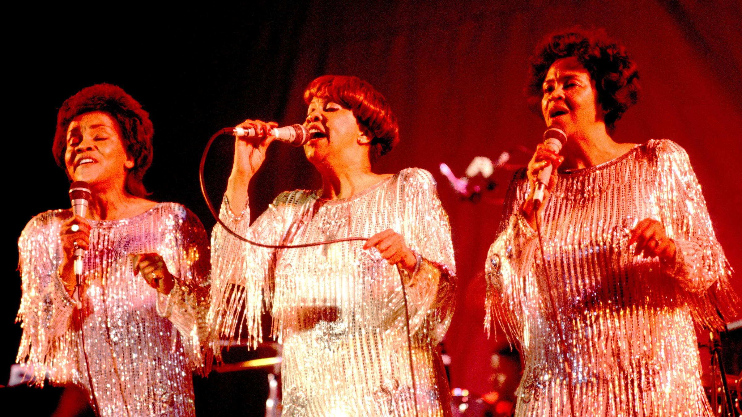 Gospel singer Yvonne Staples dies aged 80