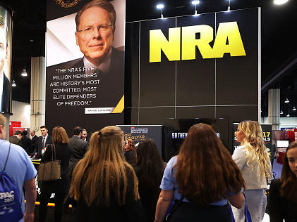 NRA accepted donations from 20 Russian-linked contributors