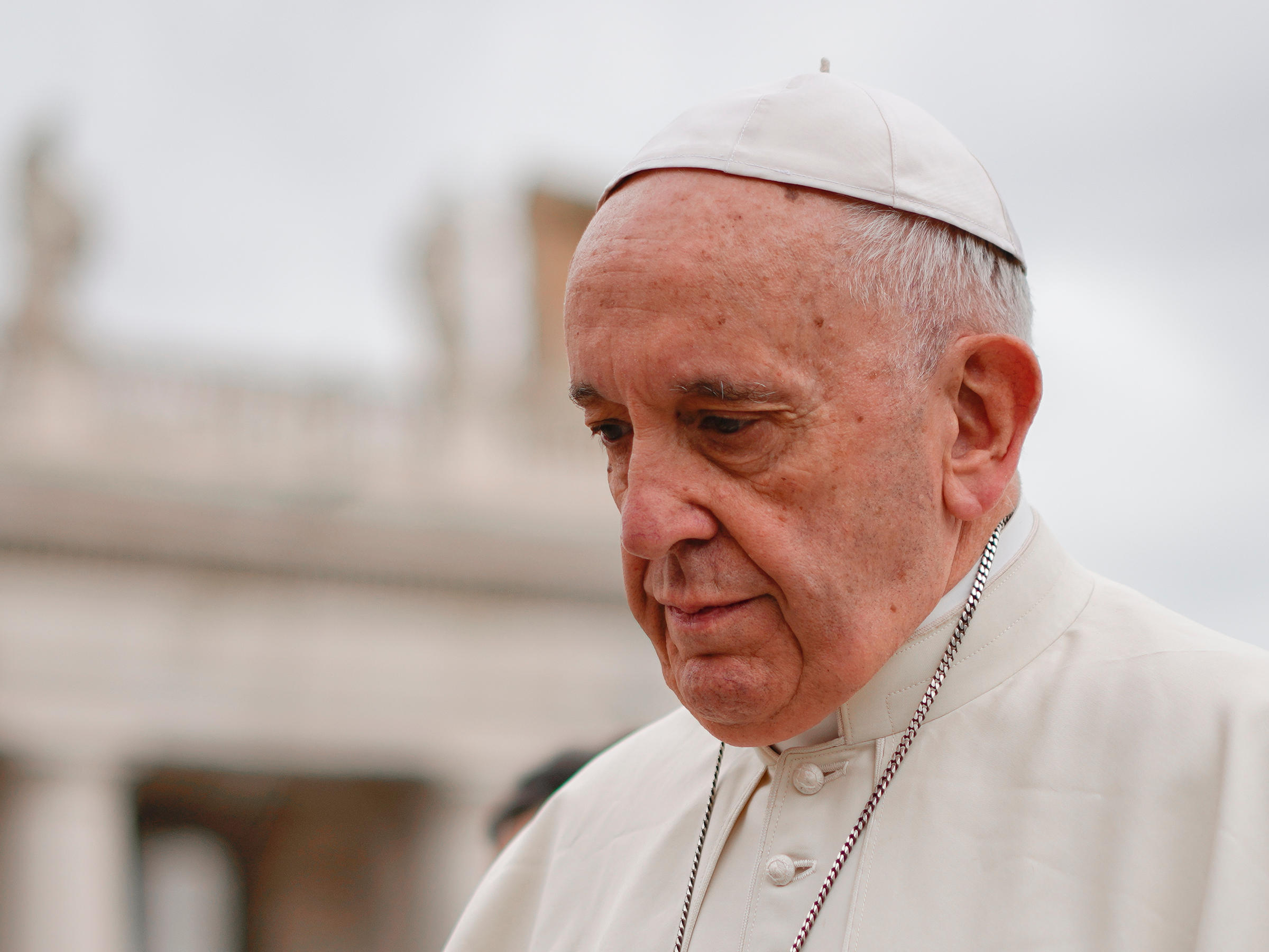 Pope's letter to Chile shows