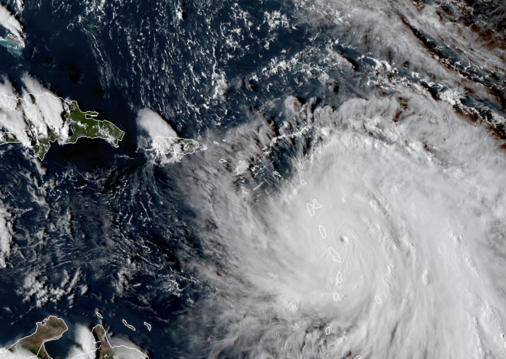 Harvey, Irma, Maria and Nate retired by the World Meteorological Organization