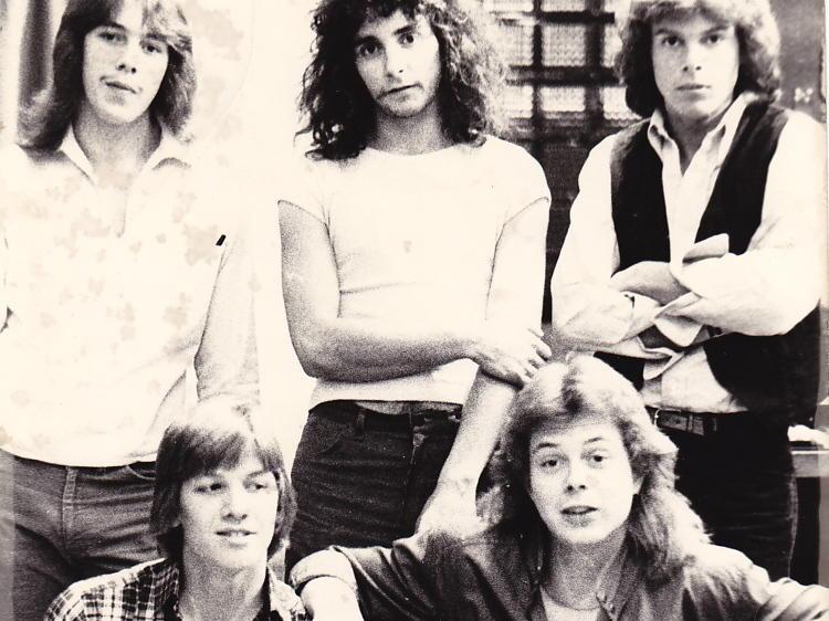 White Wizard Band Before Politics...