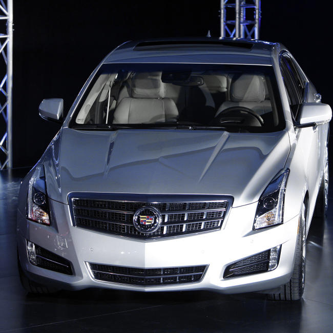 Cadillac Gears Up To Take On German Automakers
