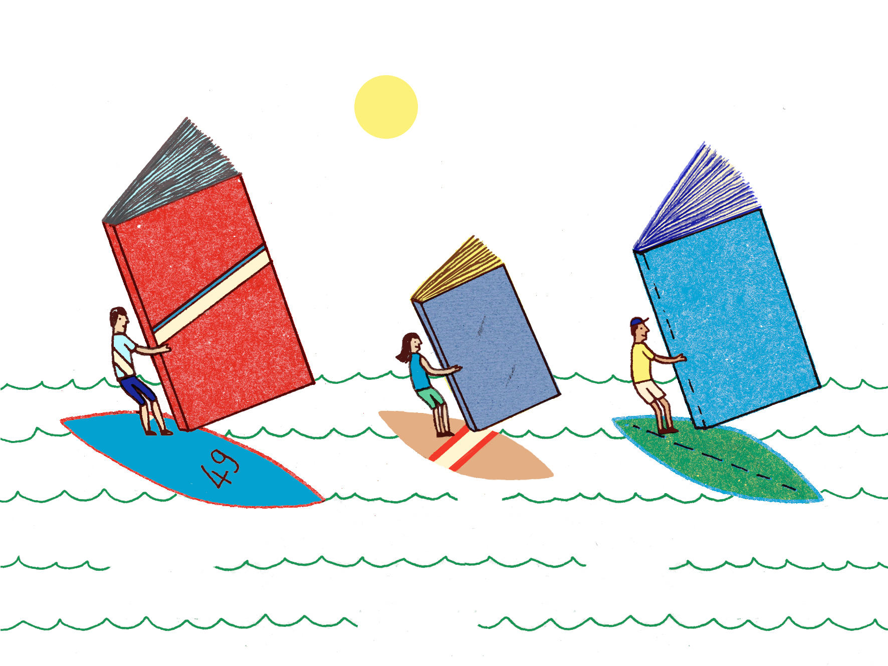 Sail Into Summer With Novel Picks From Alan Cheuse | New Hampshire Public  Radio