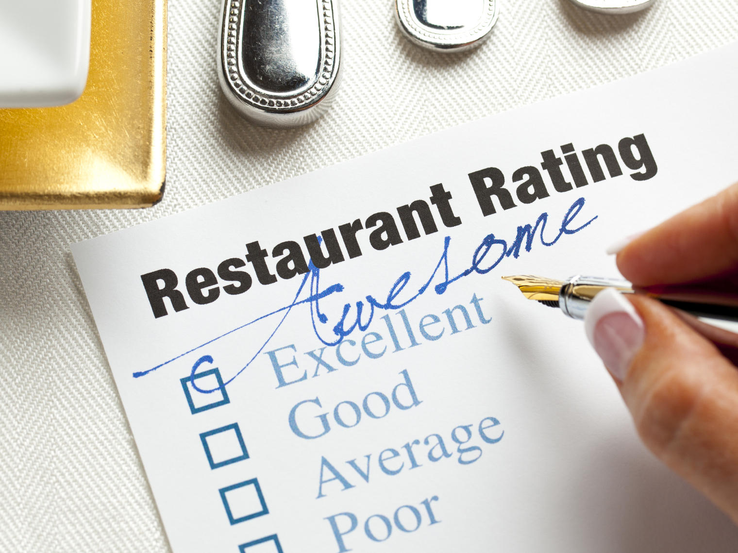 restaurant review writing