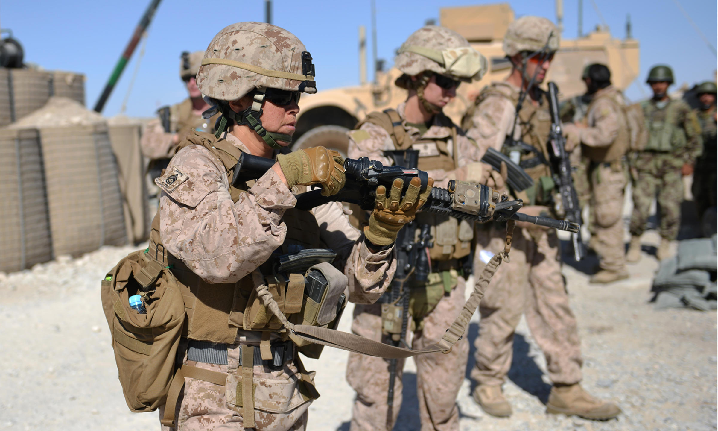 second female marine fails grueling infantry officer course new
