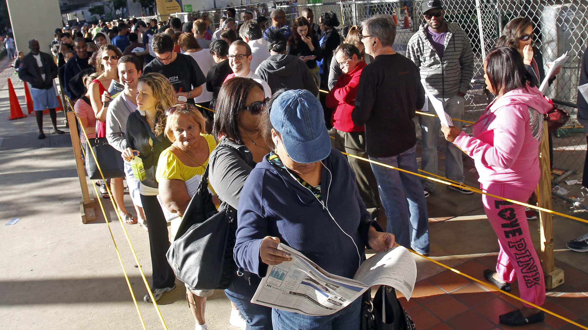 Legal Battle Surrounds Florida Early Voting Dispute