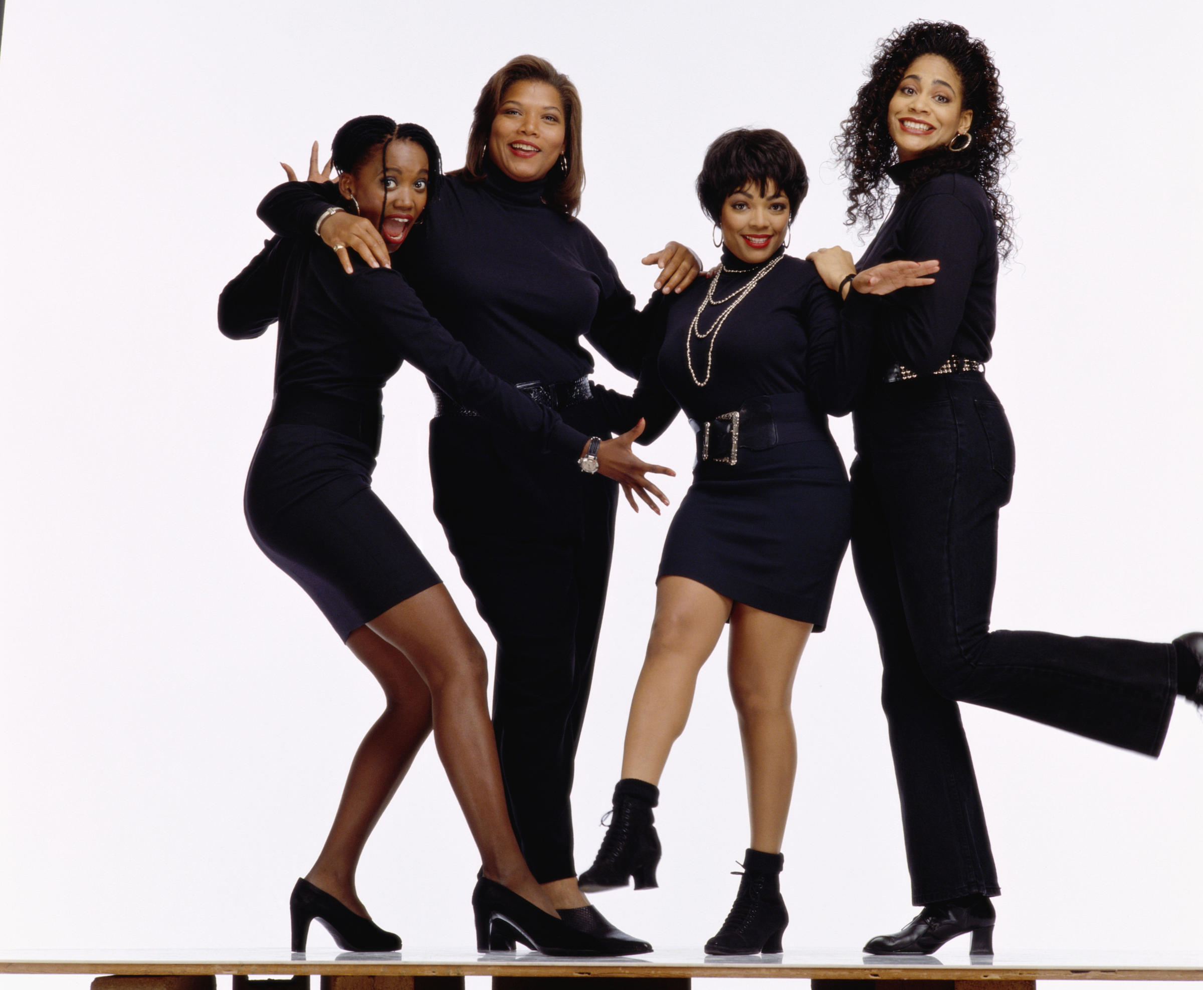 b3581fafc Living Single (1993-1998) featured four young, black, professional women in  New York — including Queen Latifah as the ambitious head of a small  magazine.