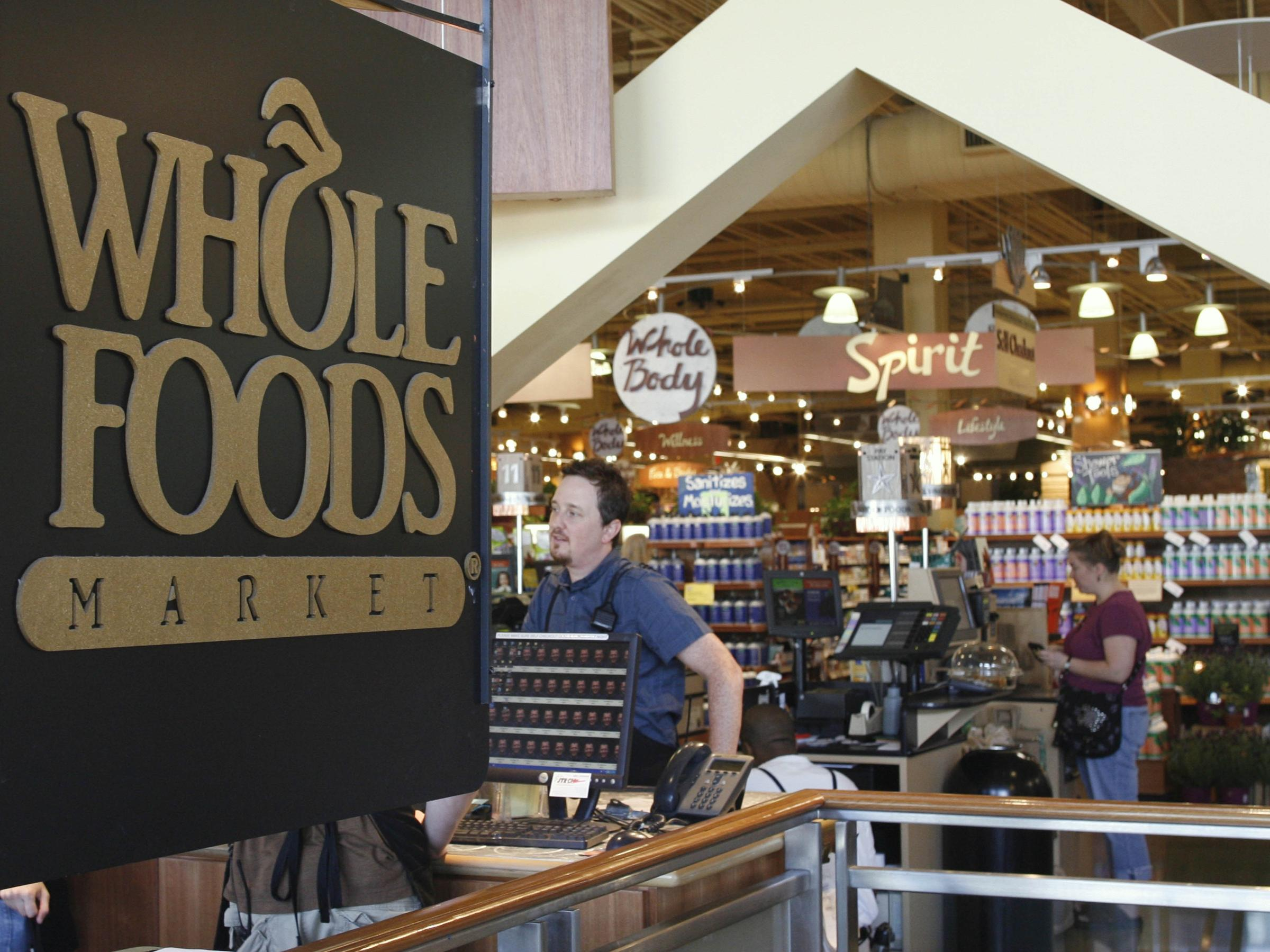 case analysis john mackey whole foods Whole foods market management case study: a  whole foods founder and ceo, john mackey, goes even  the following business case model walks the talk.