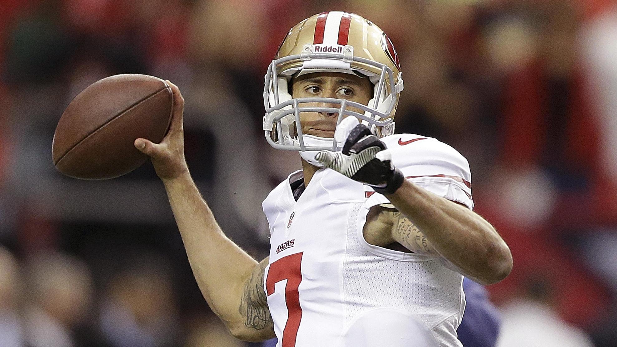 San francisco 49ers quarterback dating