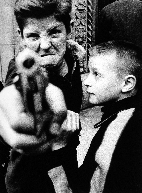 Gun 1 New York 1955