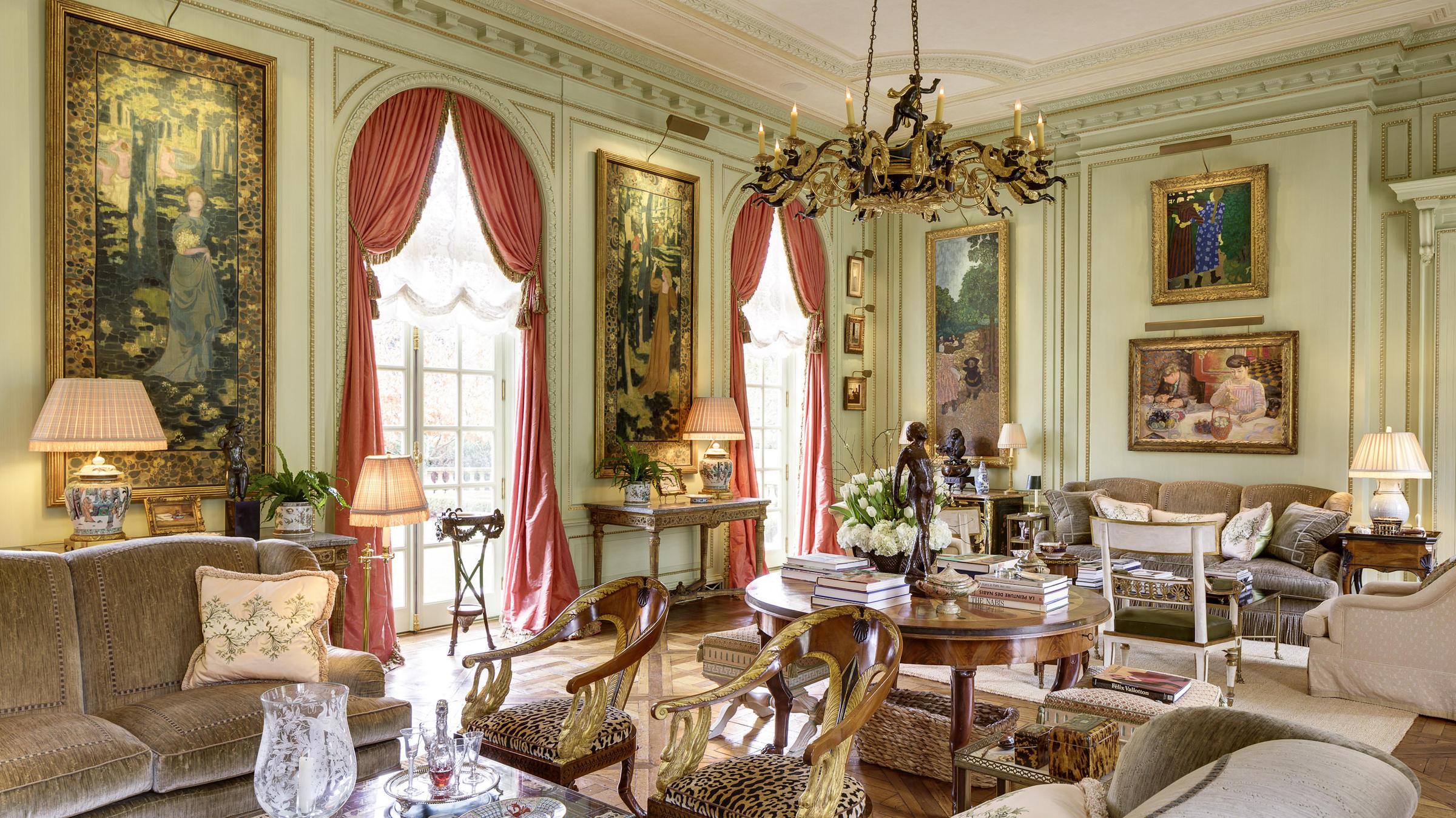 A Paris Vacation For Nashville Millionaires French Art Peoria