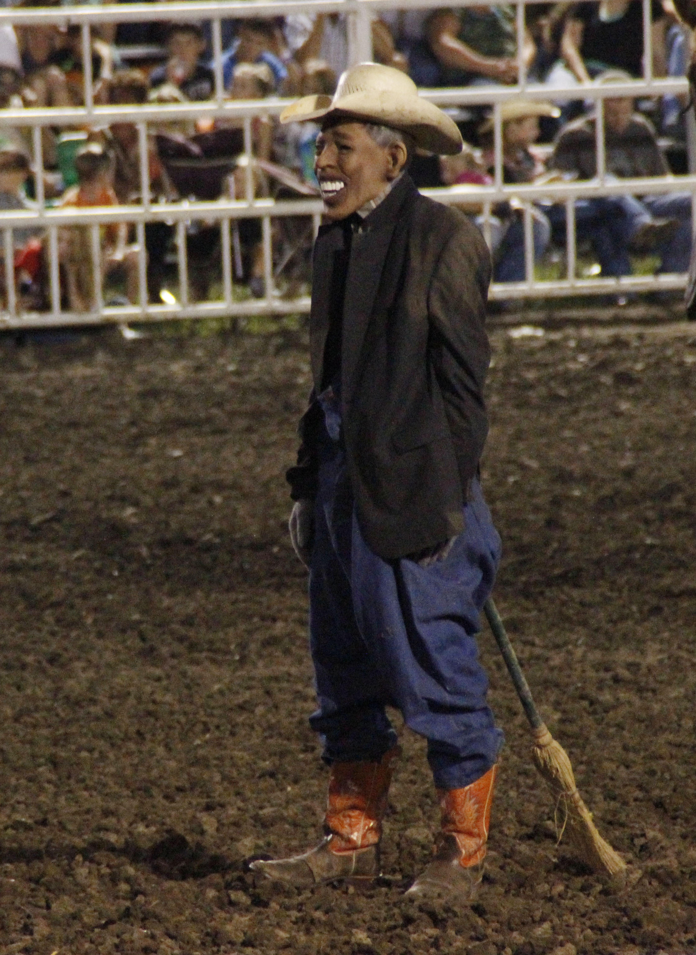 Rodeo Clown Behind Obama Skit Is Banned From State Fair