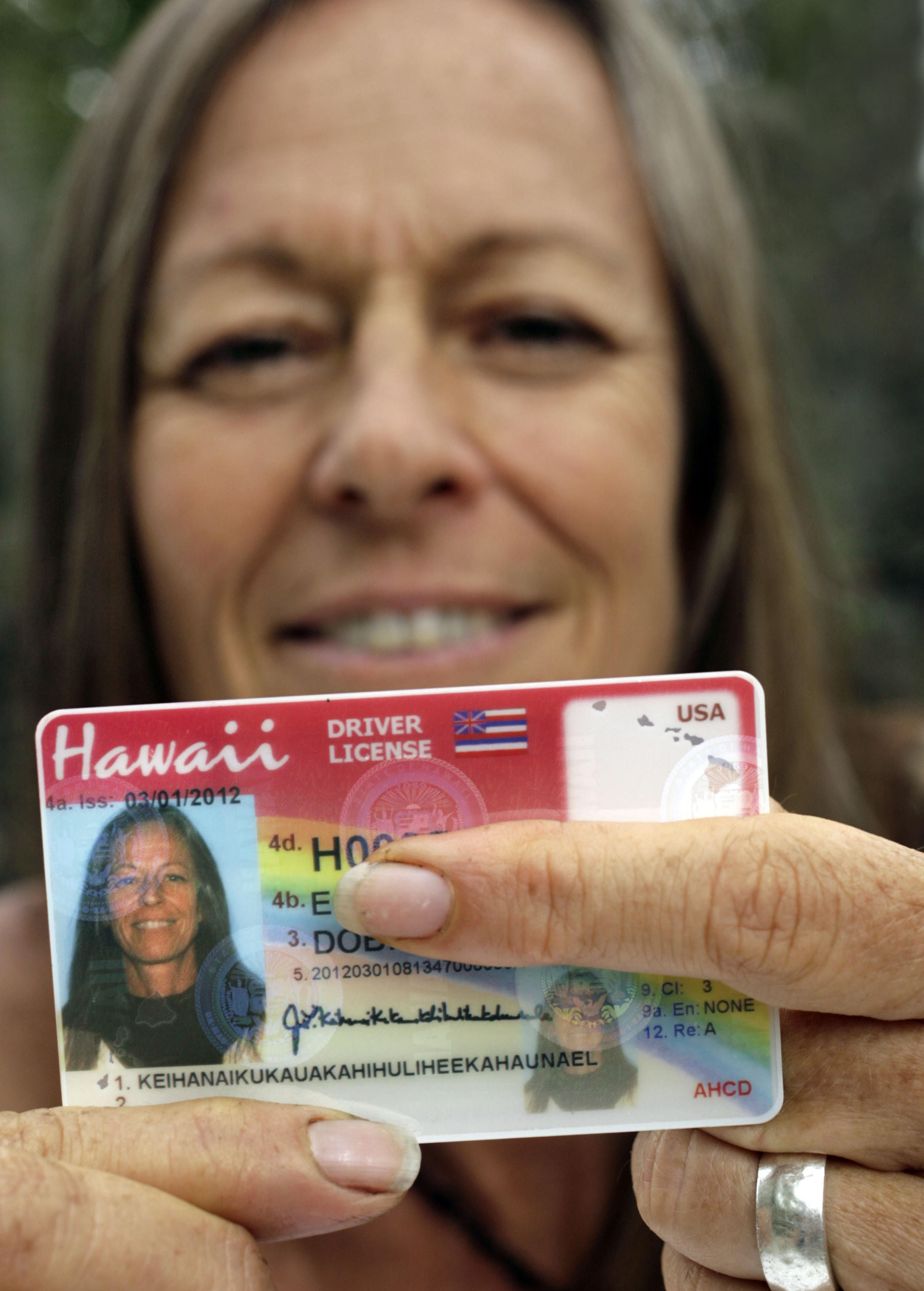 Gets Public Hawaiian Name Her 36-character Last Prairie Ids Woman That Broadcasting Fit