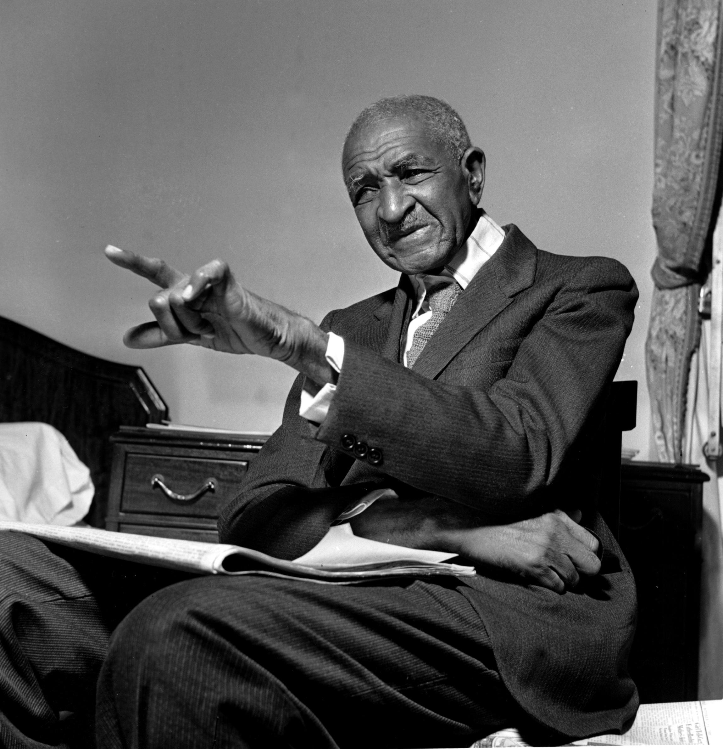 washington carver The legacy of dr george washington carver dr george washington carver - 1943 research scientist extraordinaire, inventor, man of faith, educator and humanitarian.
