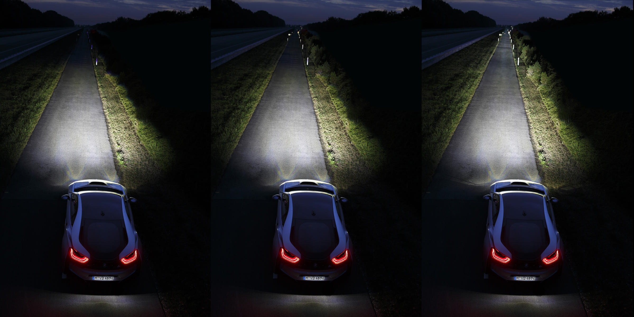 automakers eye laser lights to let drivers see farther at night wfae
