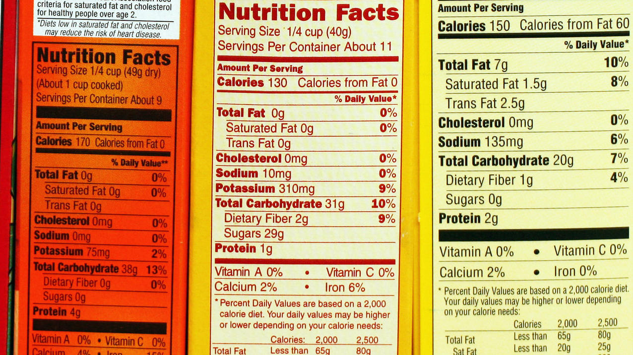 Nutrition Labels Get a (Much Needed) Makeover Nutrition Labels Get a (Much Needed) Makeover new picture