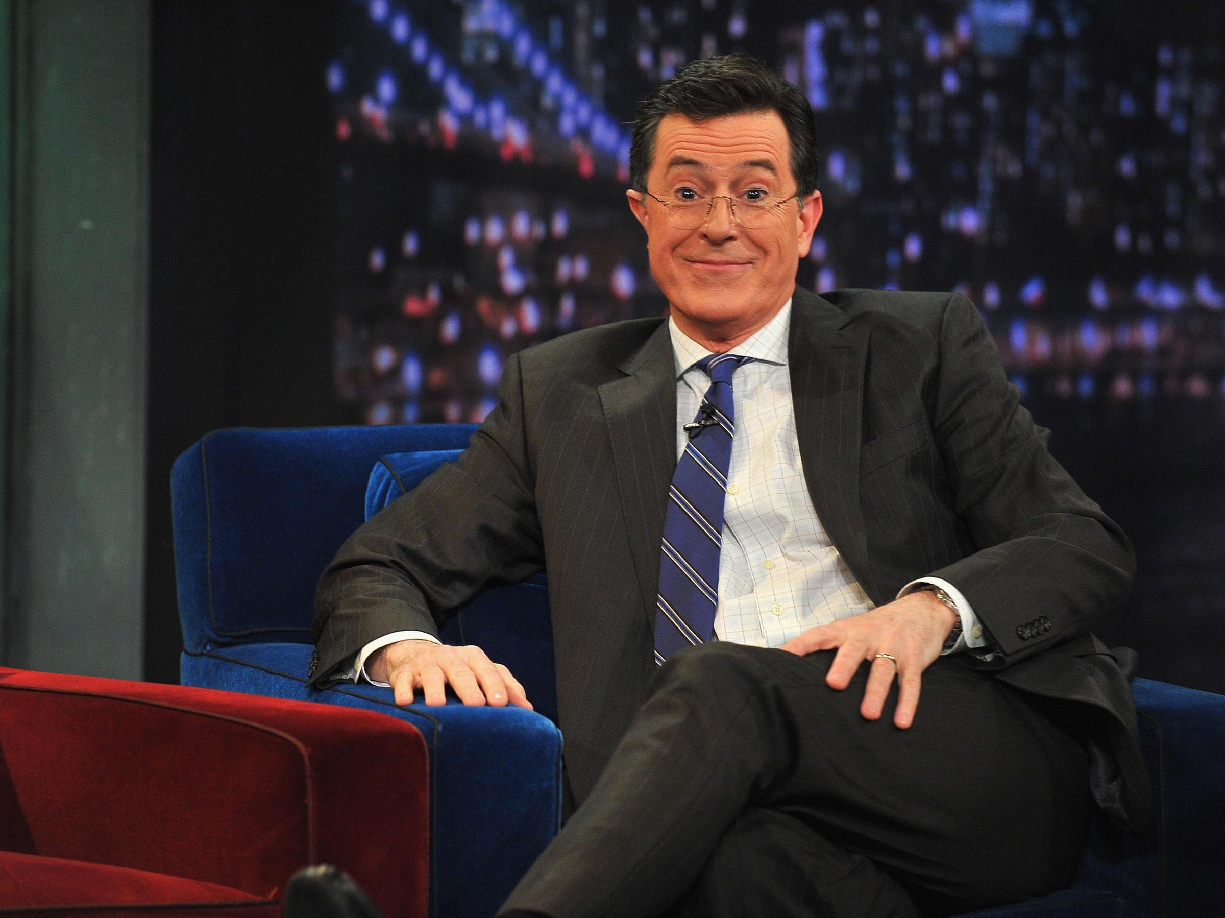 Stephen Colbert Will Take Over Late Show Knau Arizona Public Radio