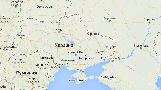 Google Maps Displays Crimean Border Differently In Russia U S