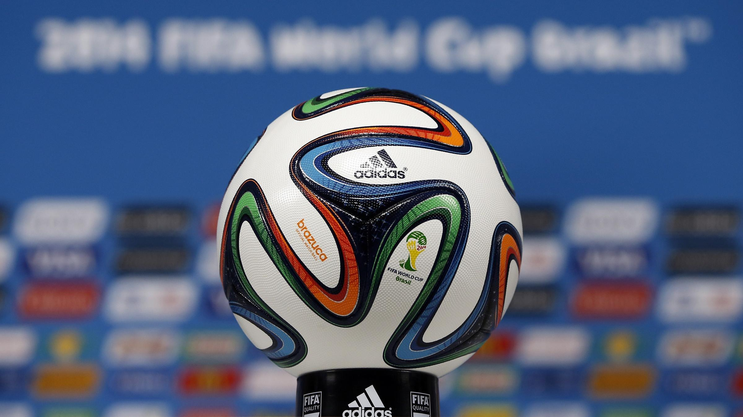 32b6c325827 Pakistan beat out rivals China and India to produce the Adidas Brazuca