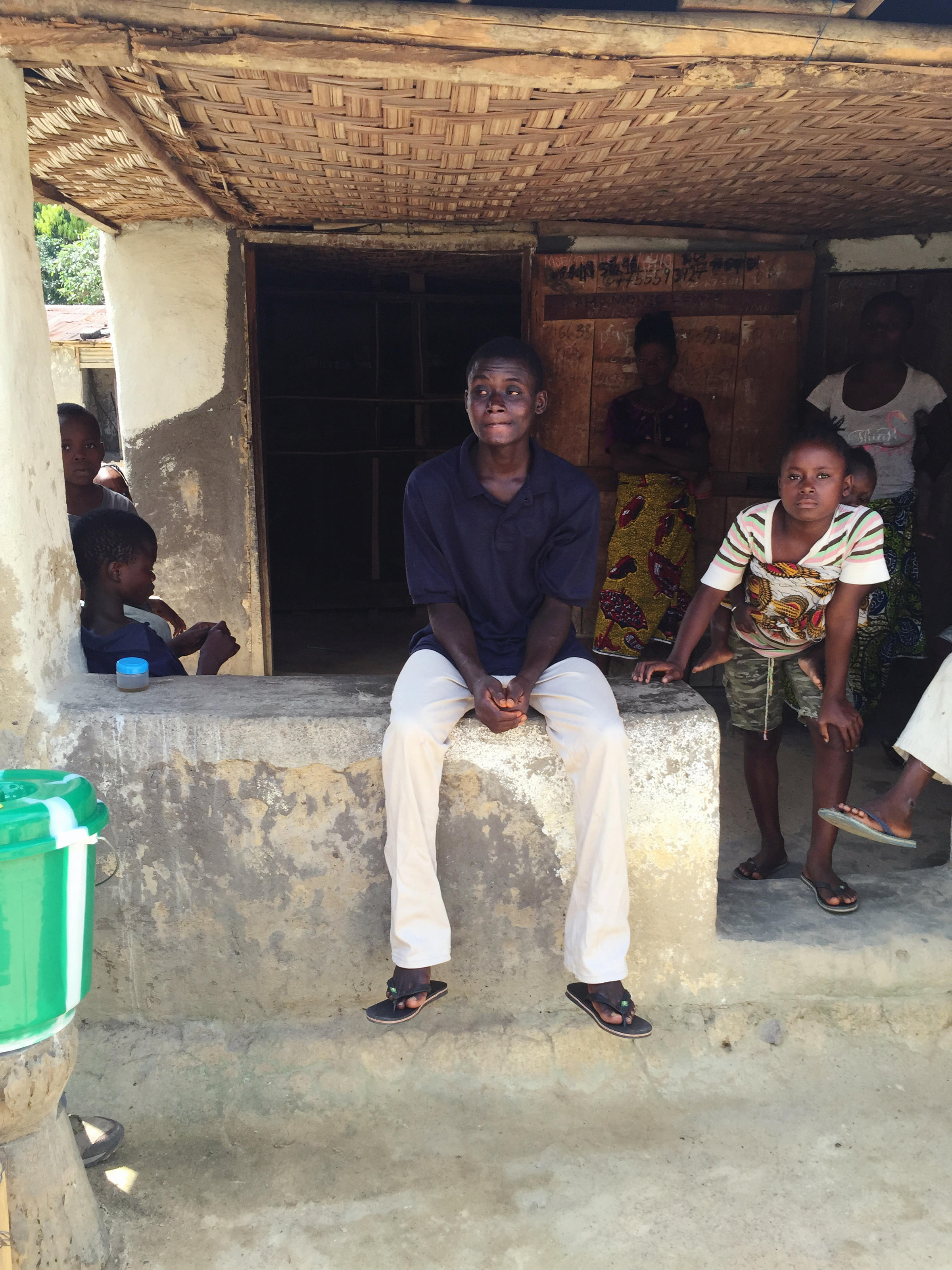 One Village's Story: How Ebola Began And How It Ends