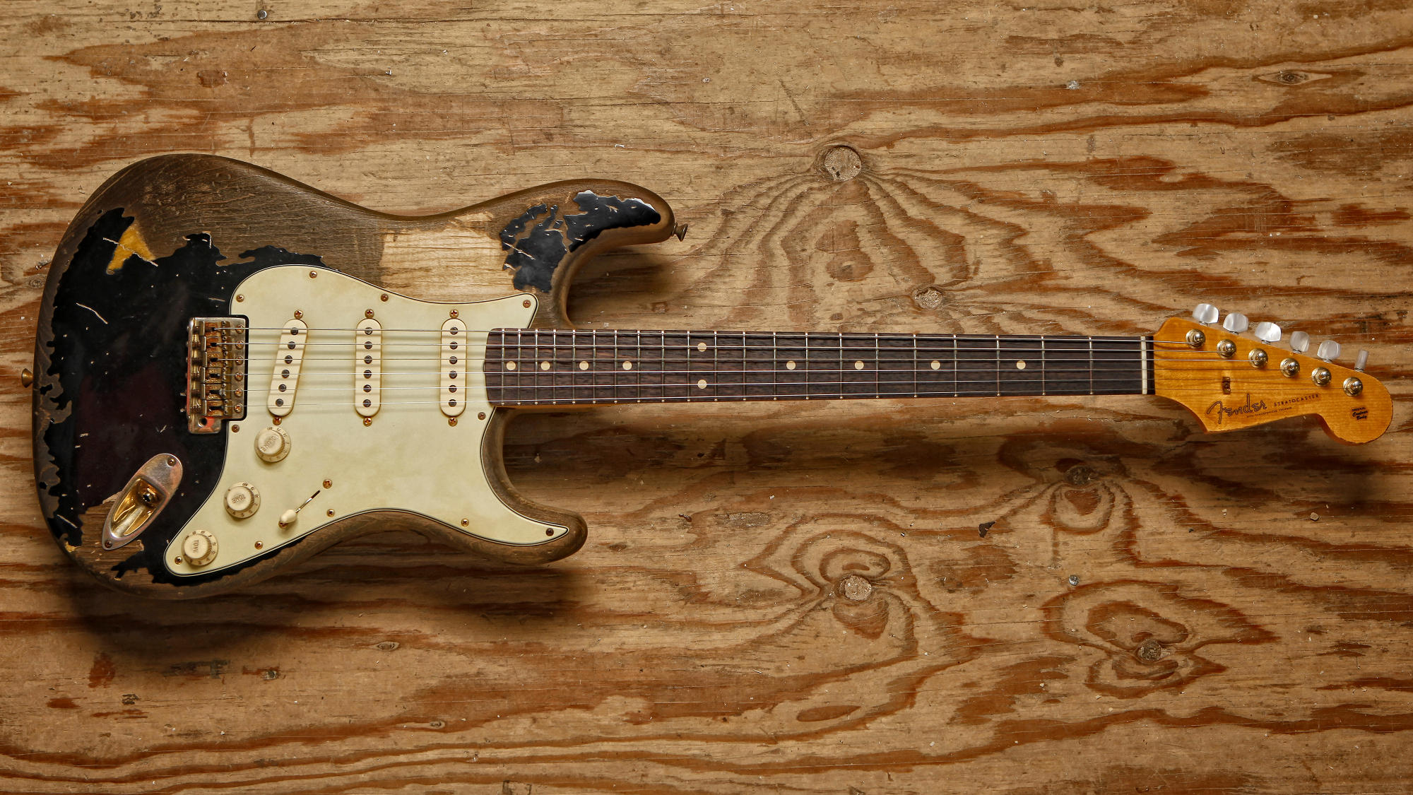 Weapon Of Choice: Why The Stratocaster Survives   KOSU
