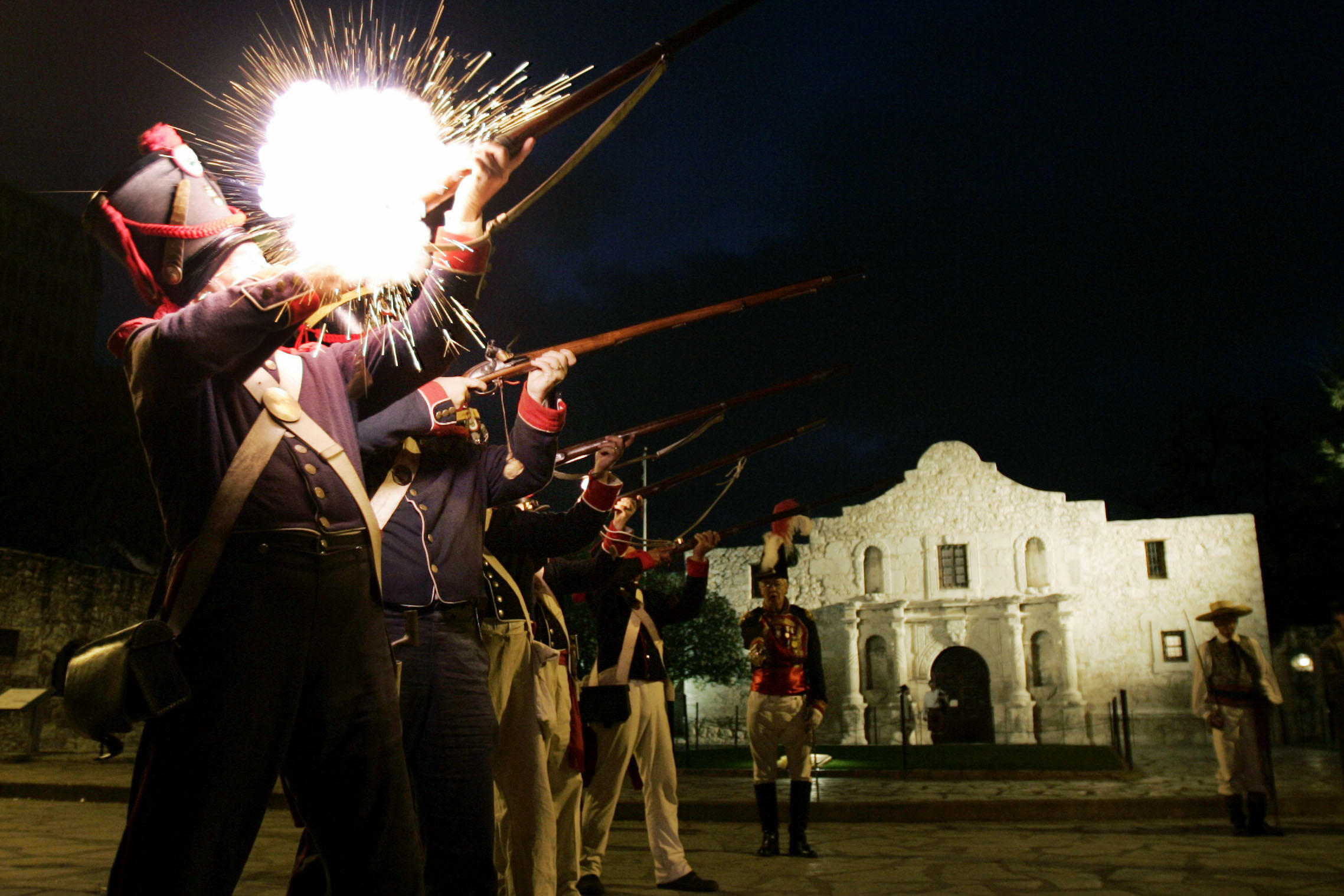 Texas Ends Contract With Group That Has Run Alamo For More