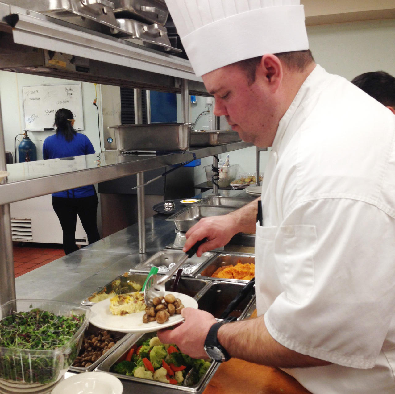 Mush No More: Retirement Home Food Gets Fresh And Local