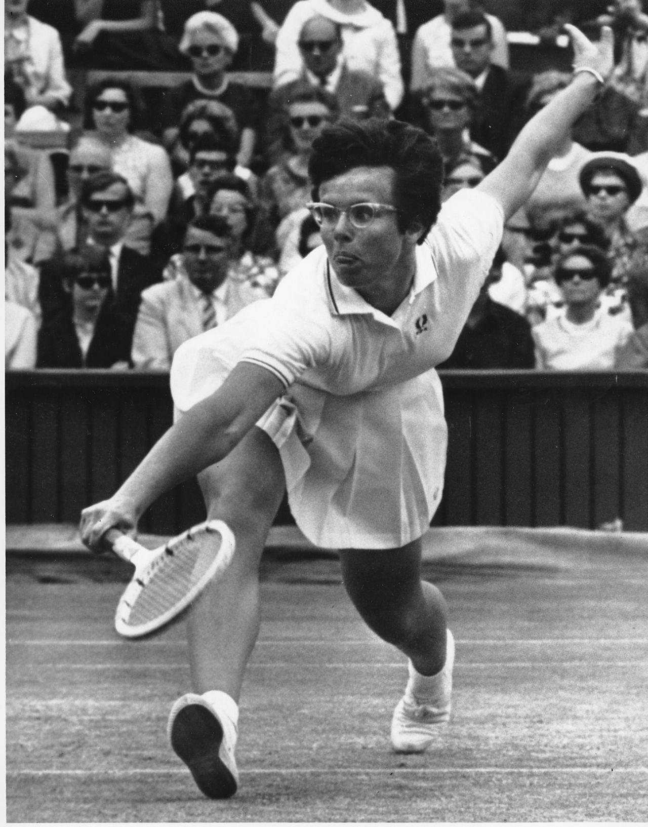 images Billie Jean King 12 Grand Slam singles titles