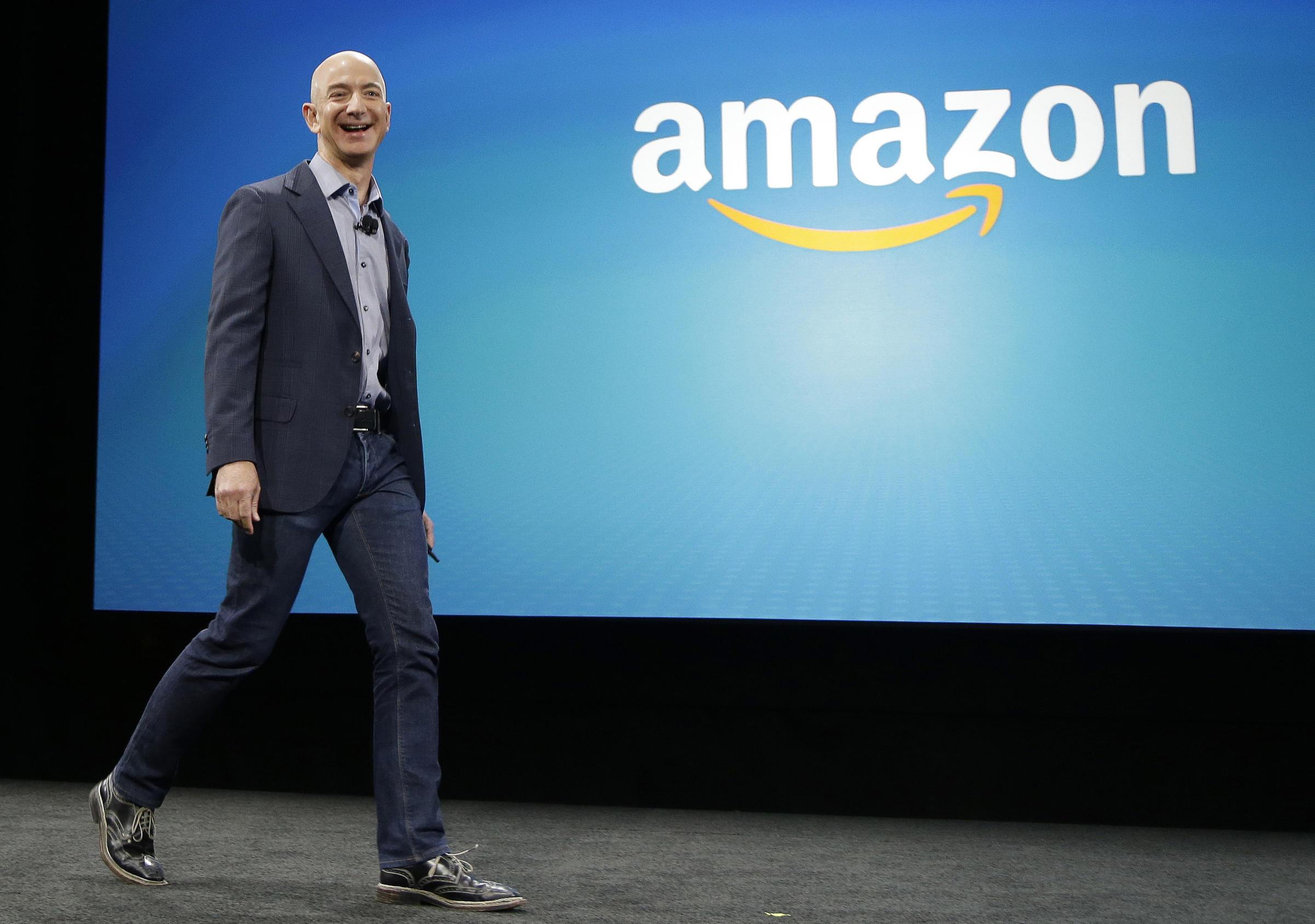 Jeff Bezos Responds To New York Times Report On Amazon S Workplace