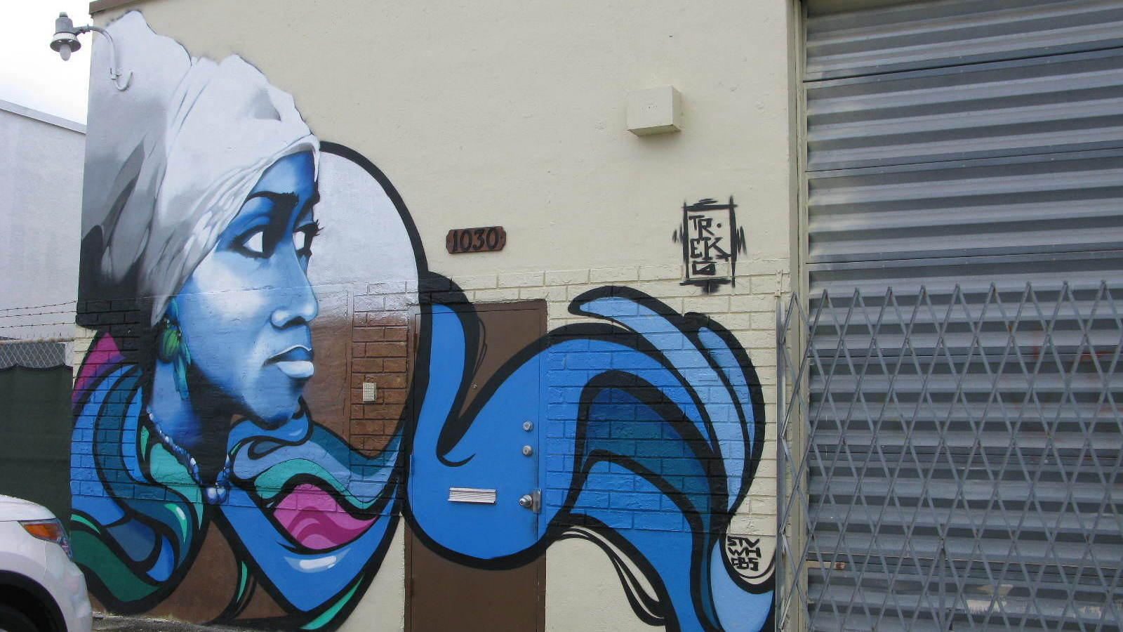 Miami Area Muralists Rouse A New Reputation For An