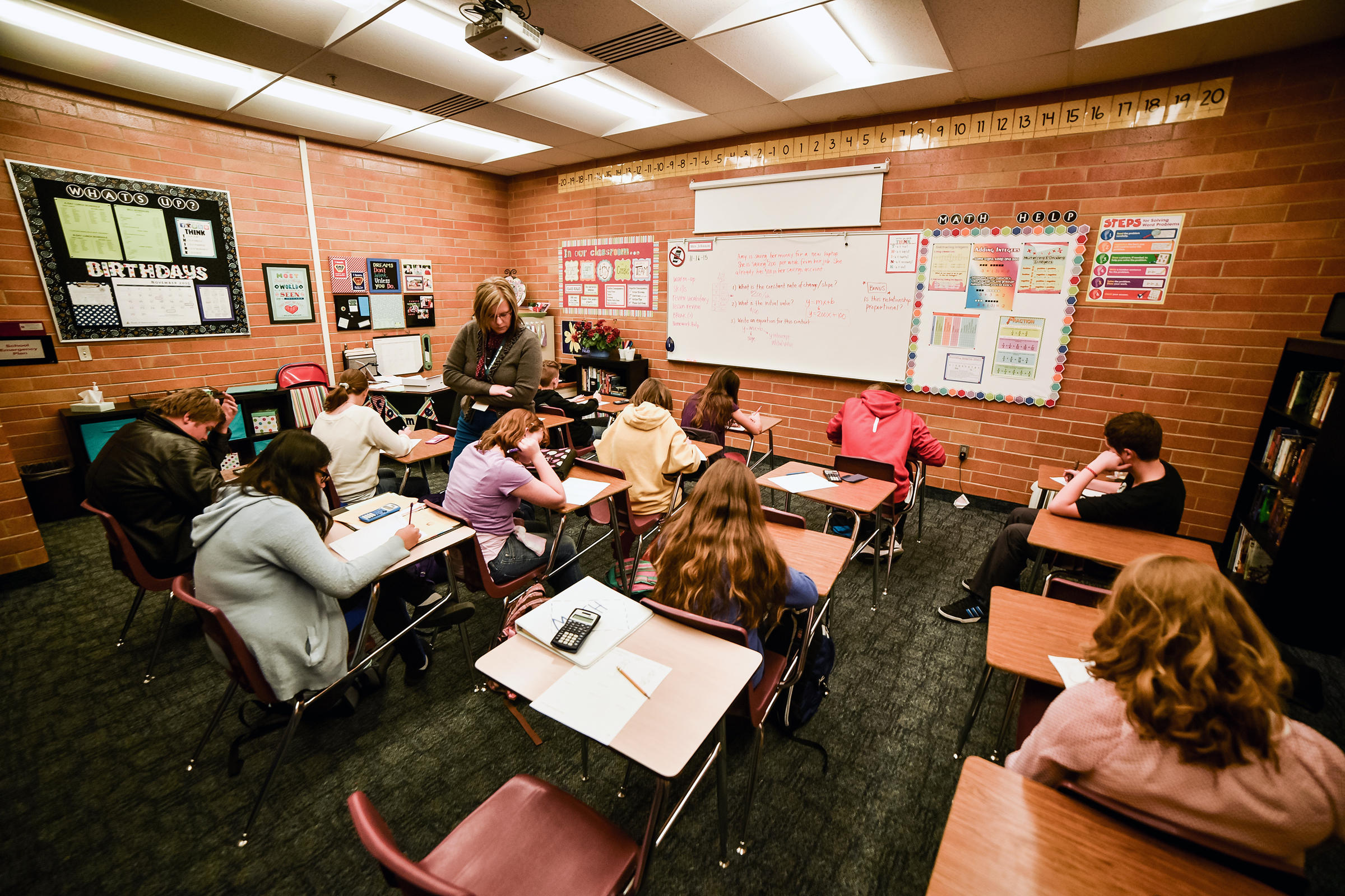Its Not Easy Teaching Special Ed >> It S Not Easy Teaching Special Ed Iowa Public Radio