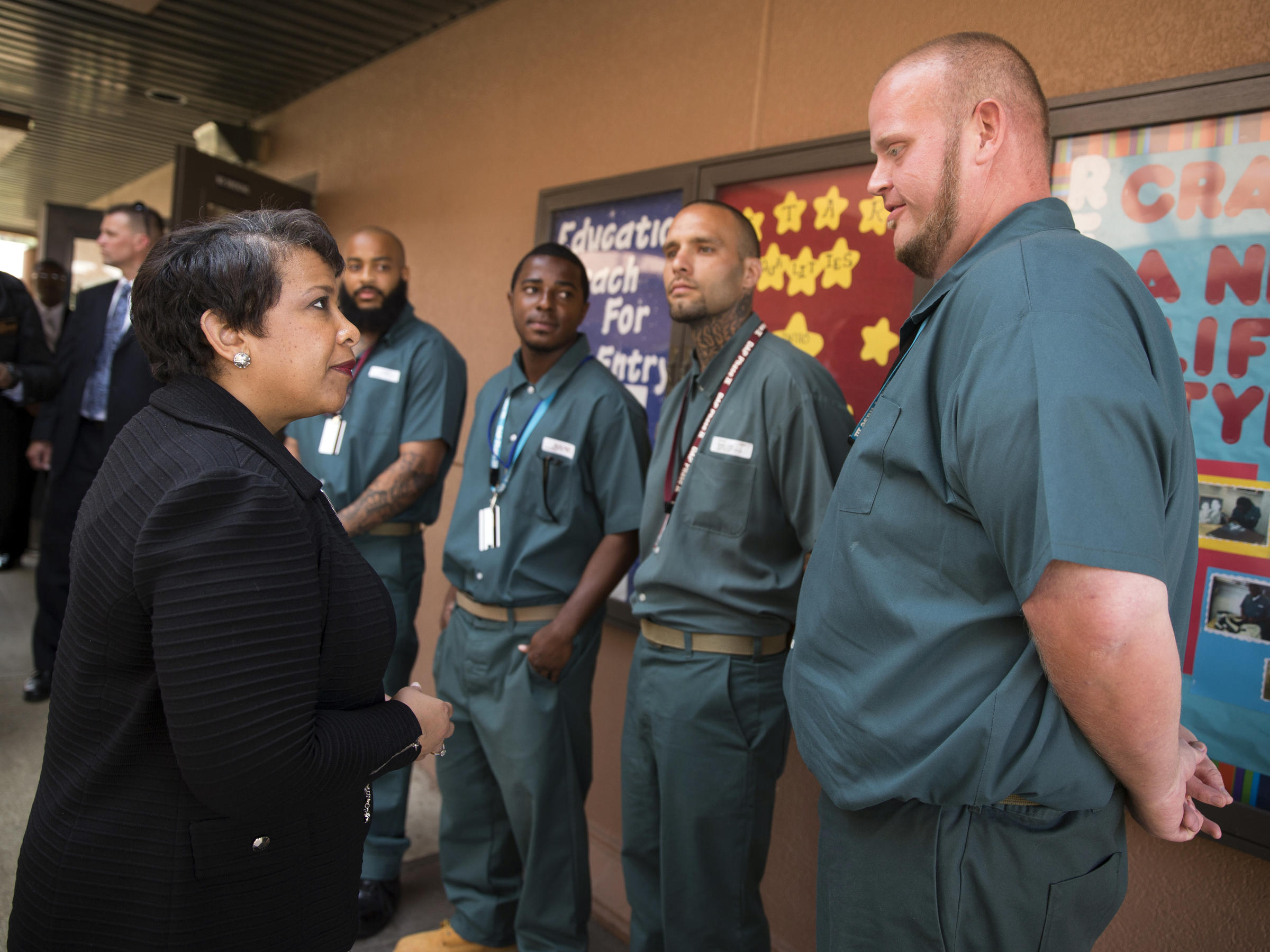 Training Helps Inmates Build A Bridge To Life Outside Prison Walls