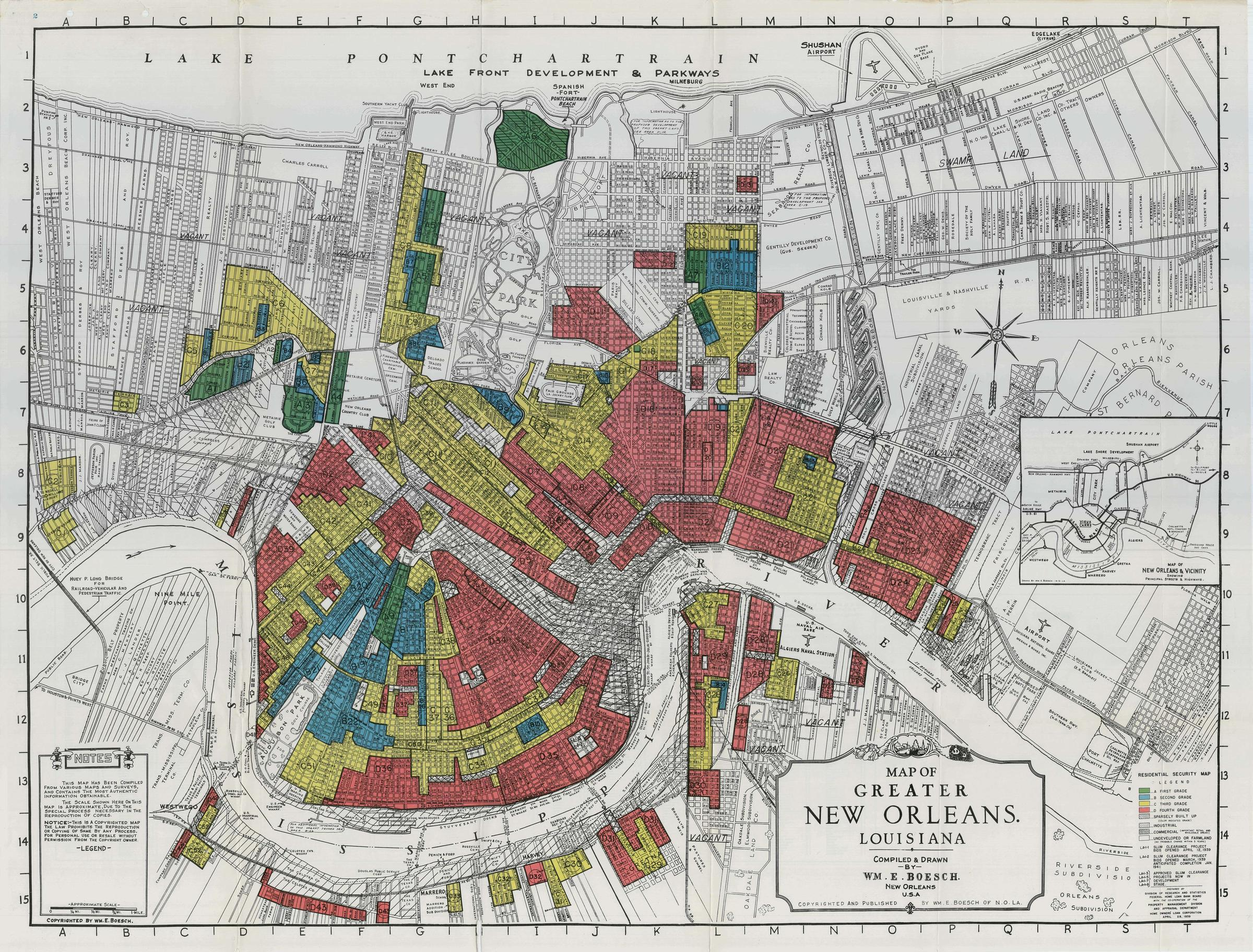 Interactive Redlining Map Zooms In On America\'s History Of ...