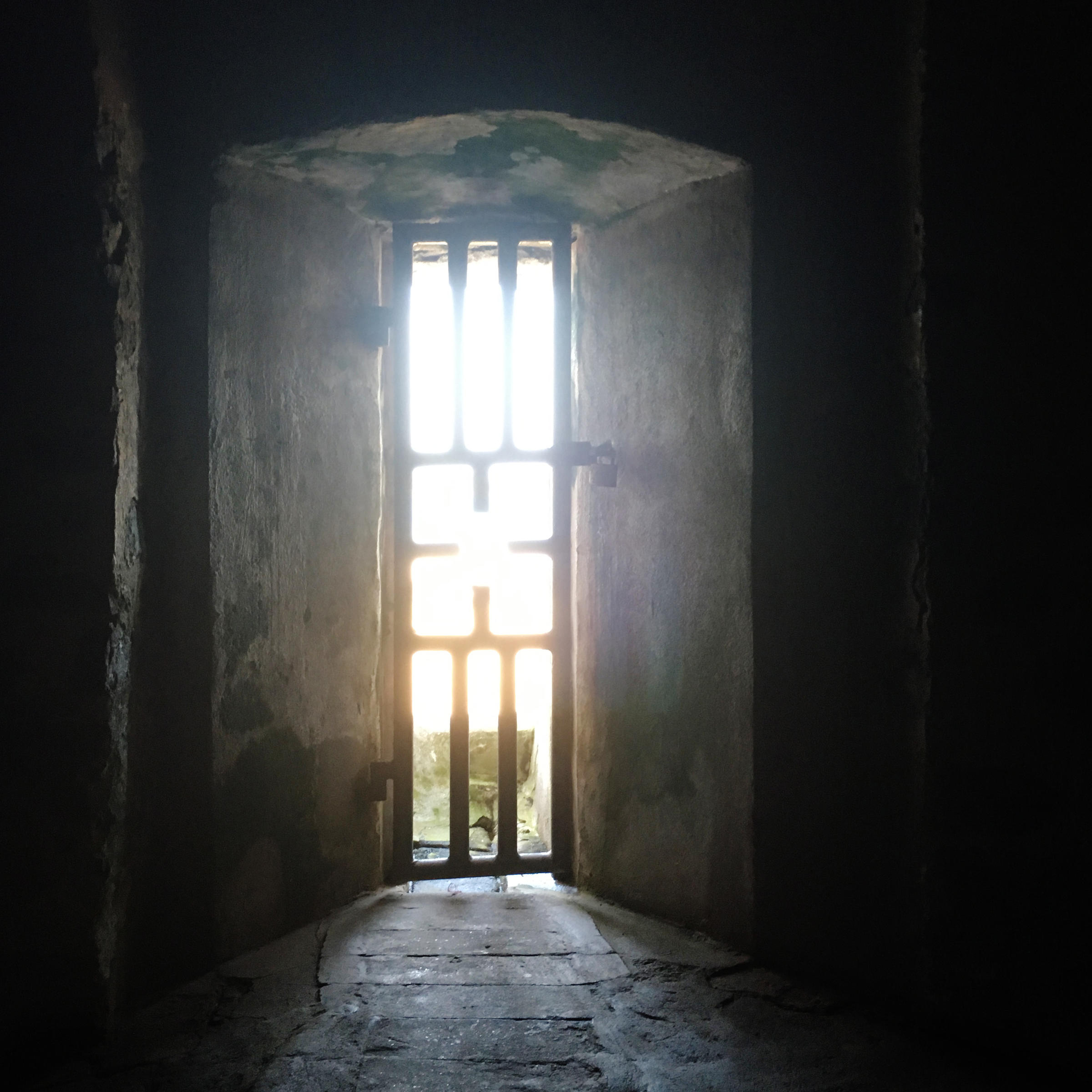 Captive Africans at Elmina Castle were led through the \ Door of No Return\  to ships that would take them to the Americas as slaves. & Finding A Way Home Through \u0027The Door Of No Return\u0027 | WUWM