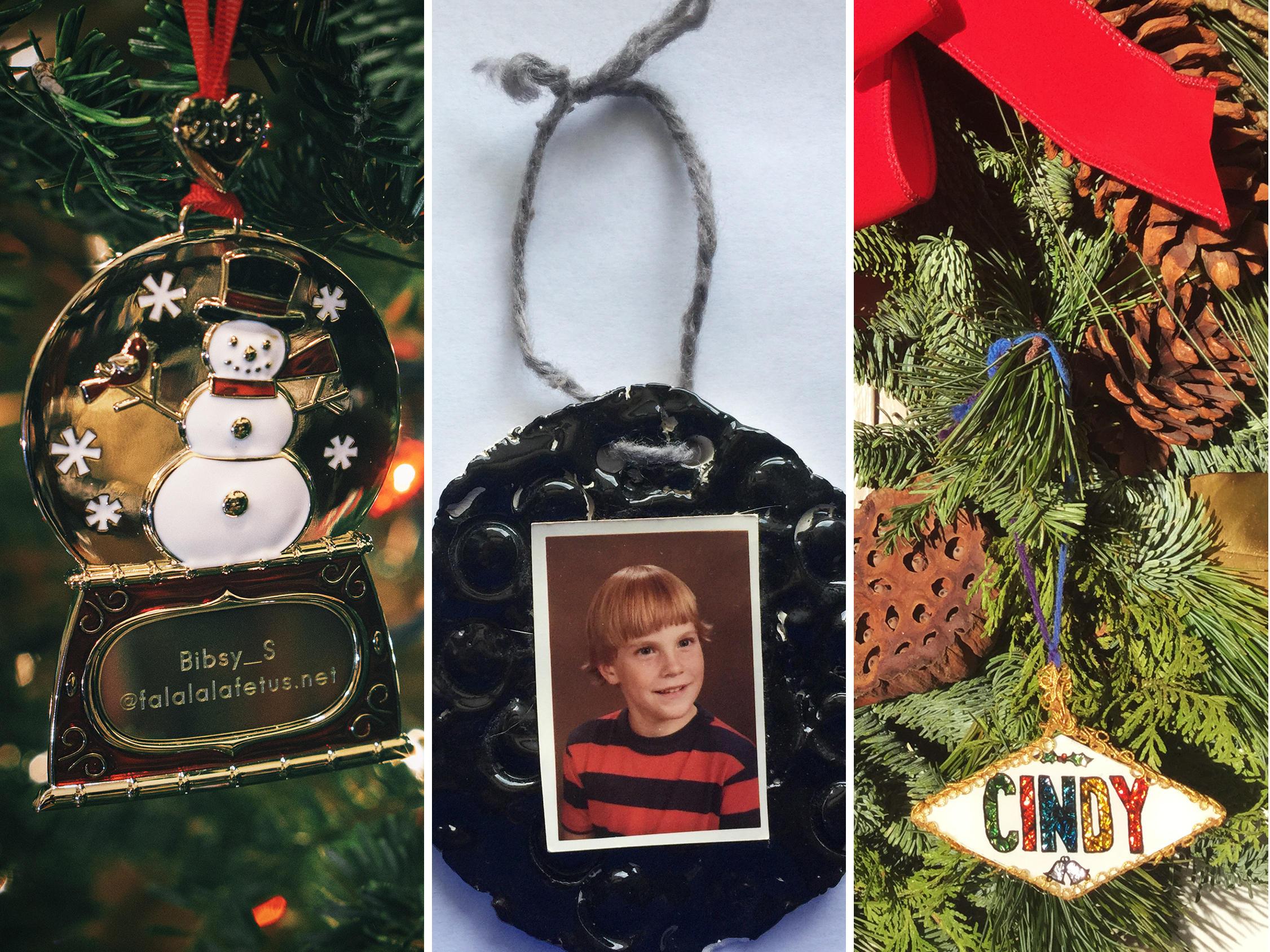 A Christmas Tree Ornament Is Worth A Thousand Words | WOSU Radio