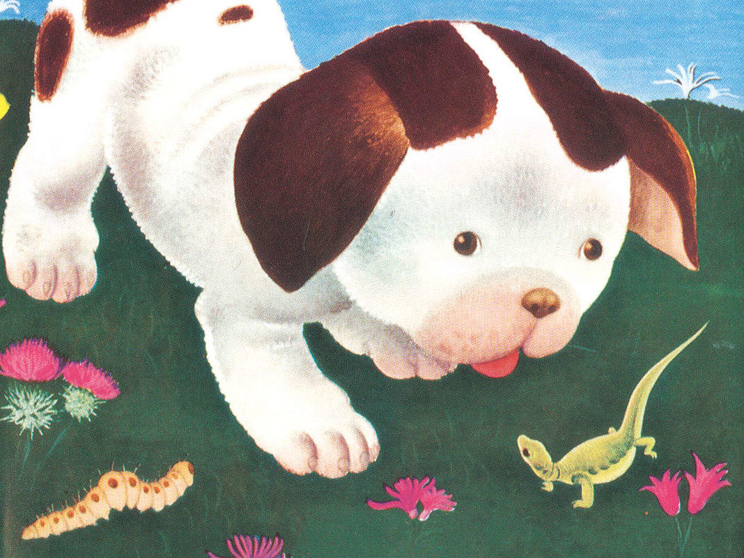 The Poky Little Puppy And His Fellow Little Golden Books Are